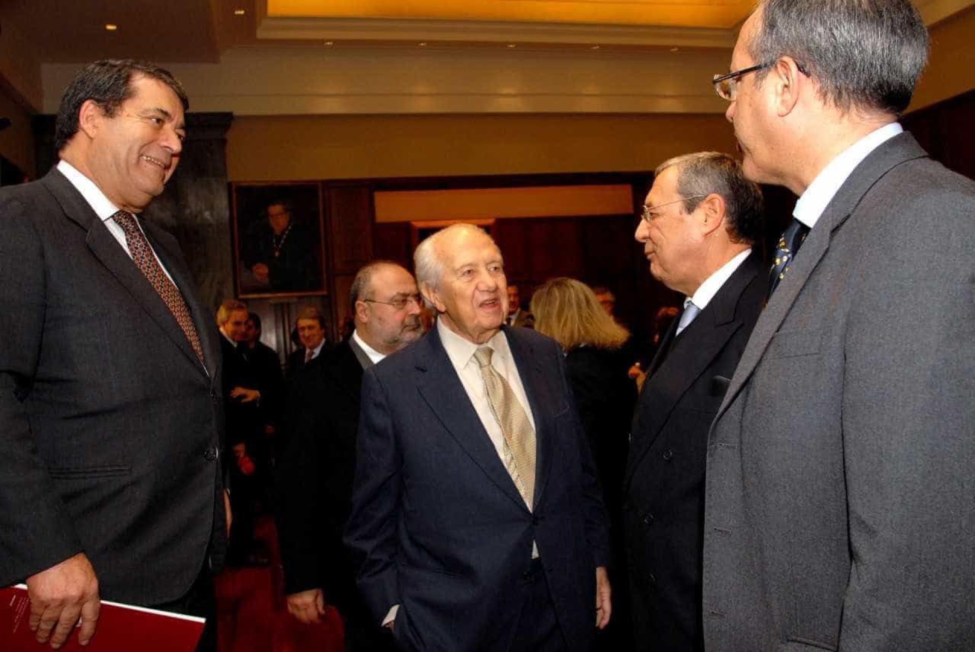 """Mário Soares, 92 anos de vida. Há um ano que """"o país está um pouco órfão"""""""