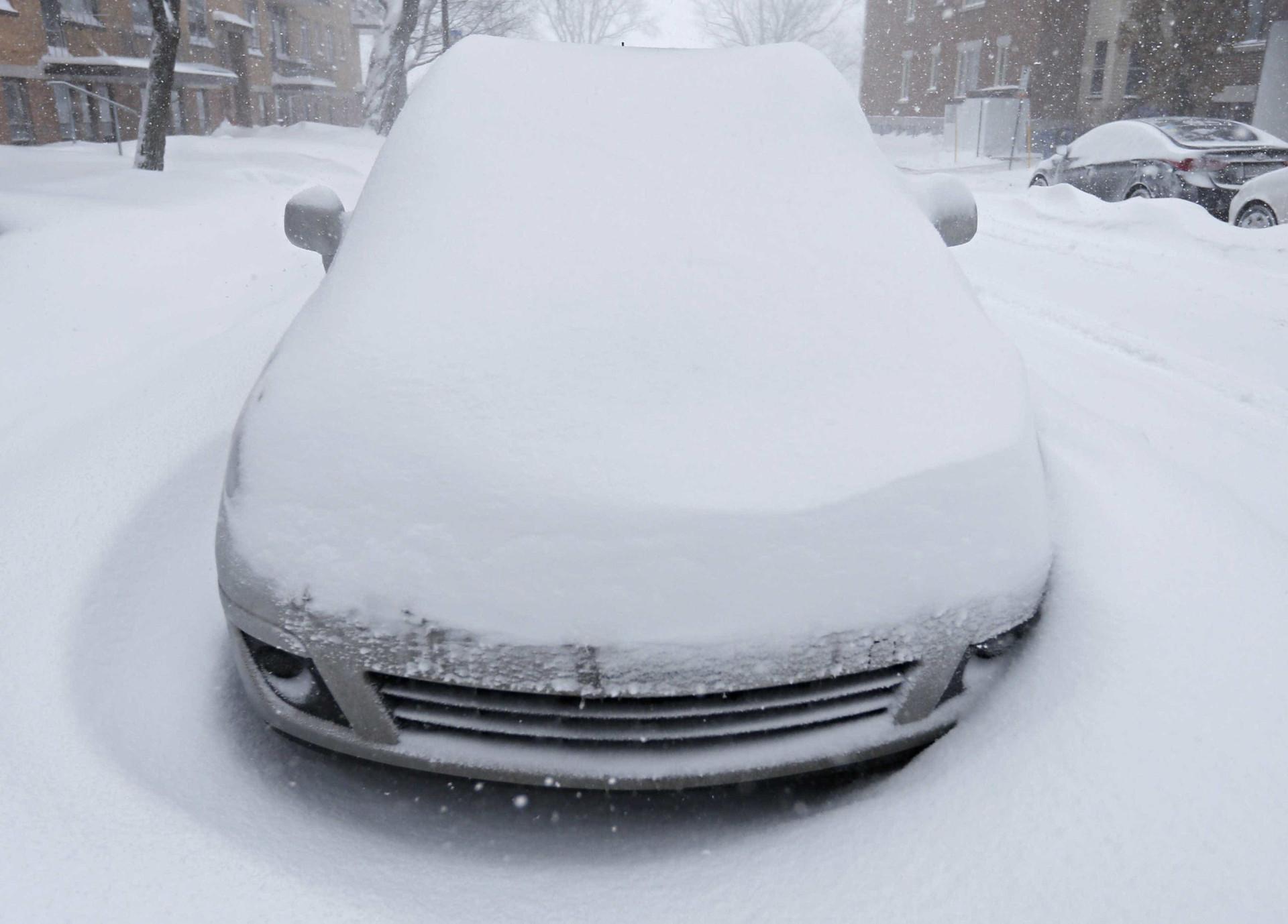 Estas foram as tempestades de neve mais devastadoras da História