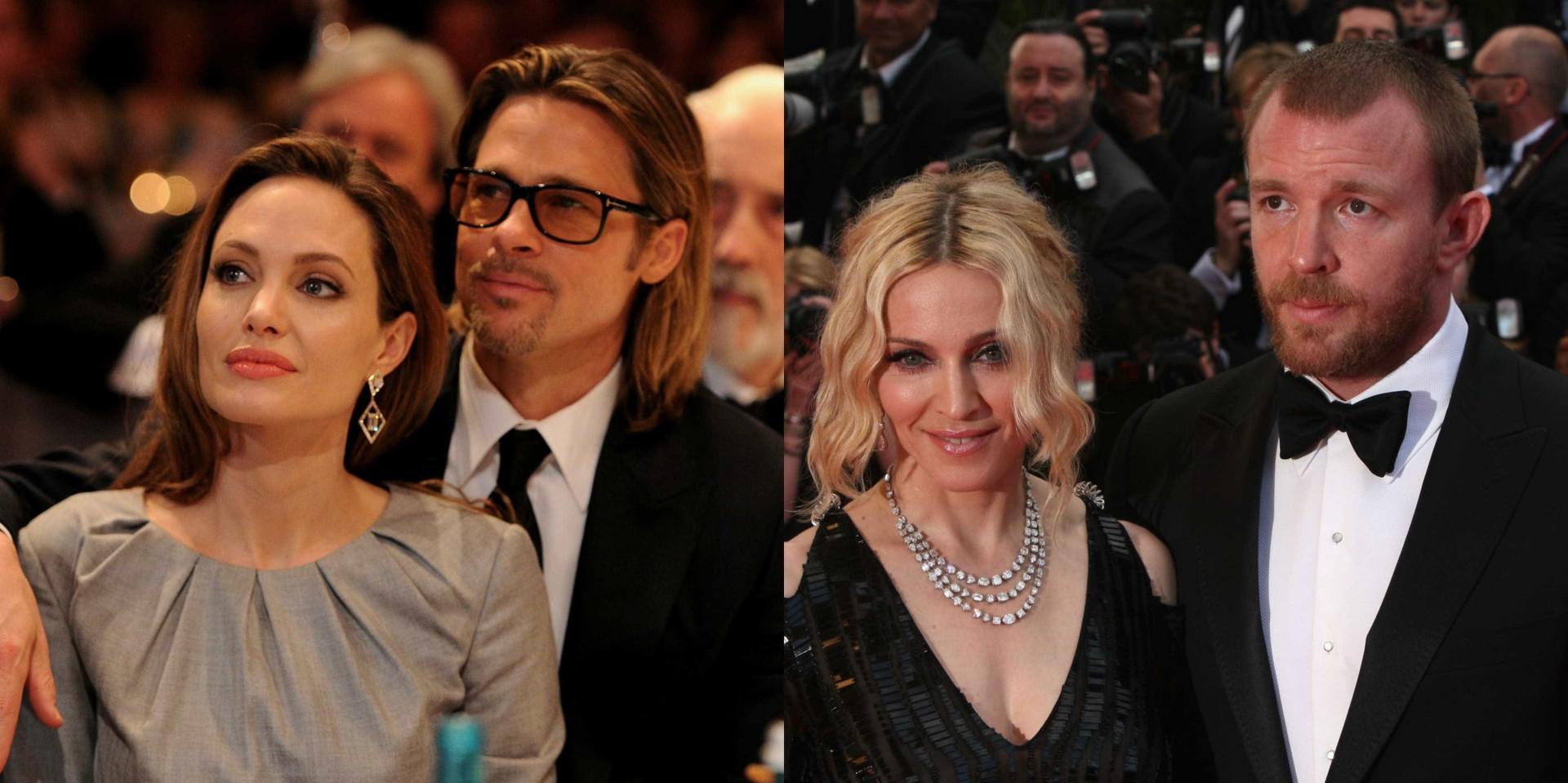 Relembre os famosos que tiveram que pagar fortunas em divórcios