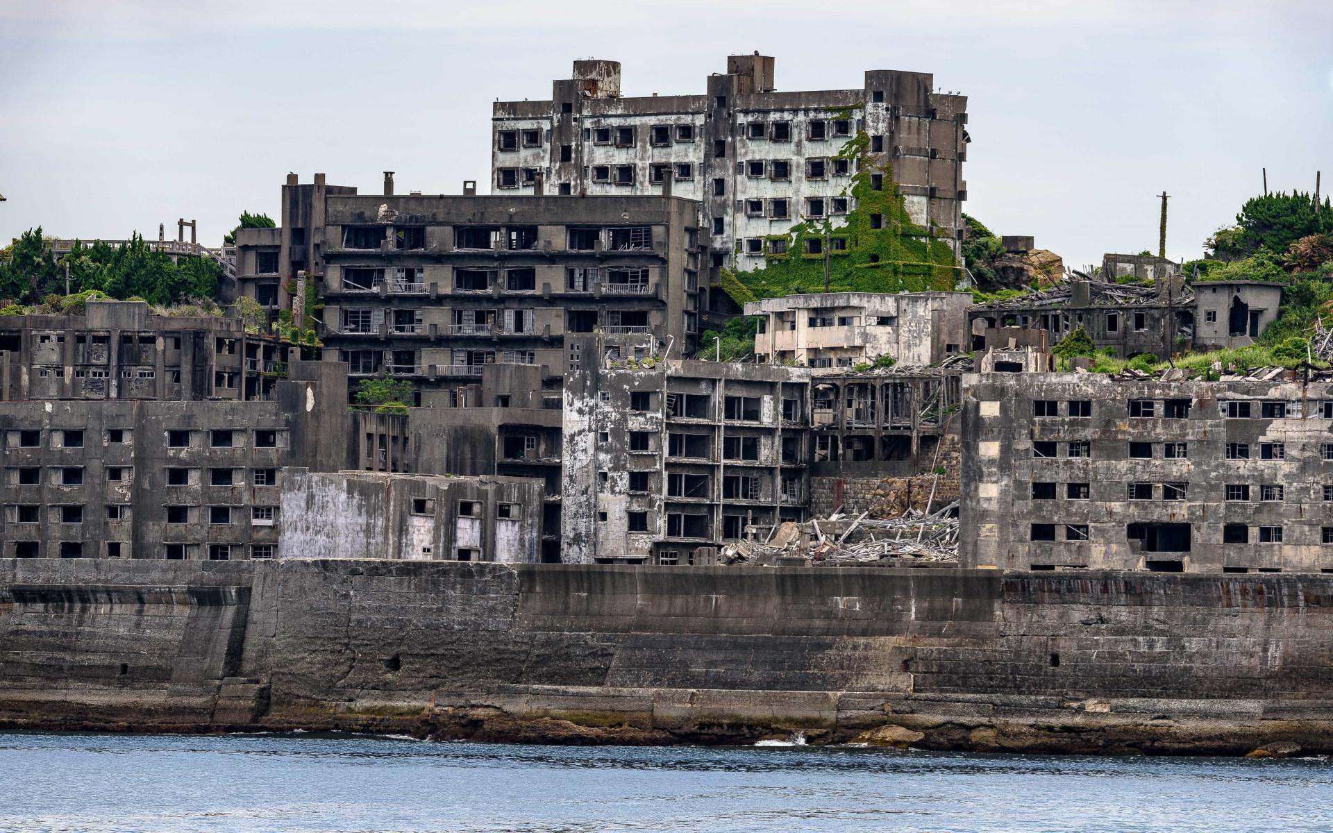 Será esta a localização mais assustadora do Japão?