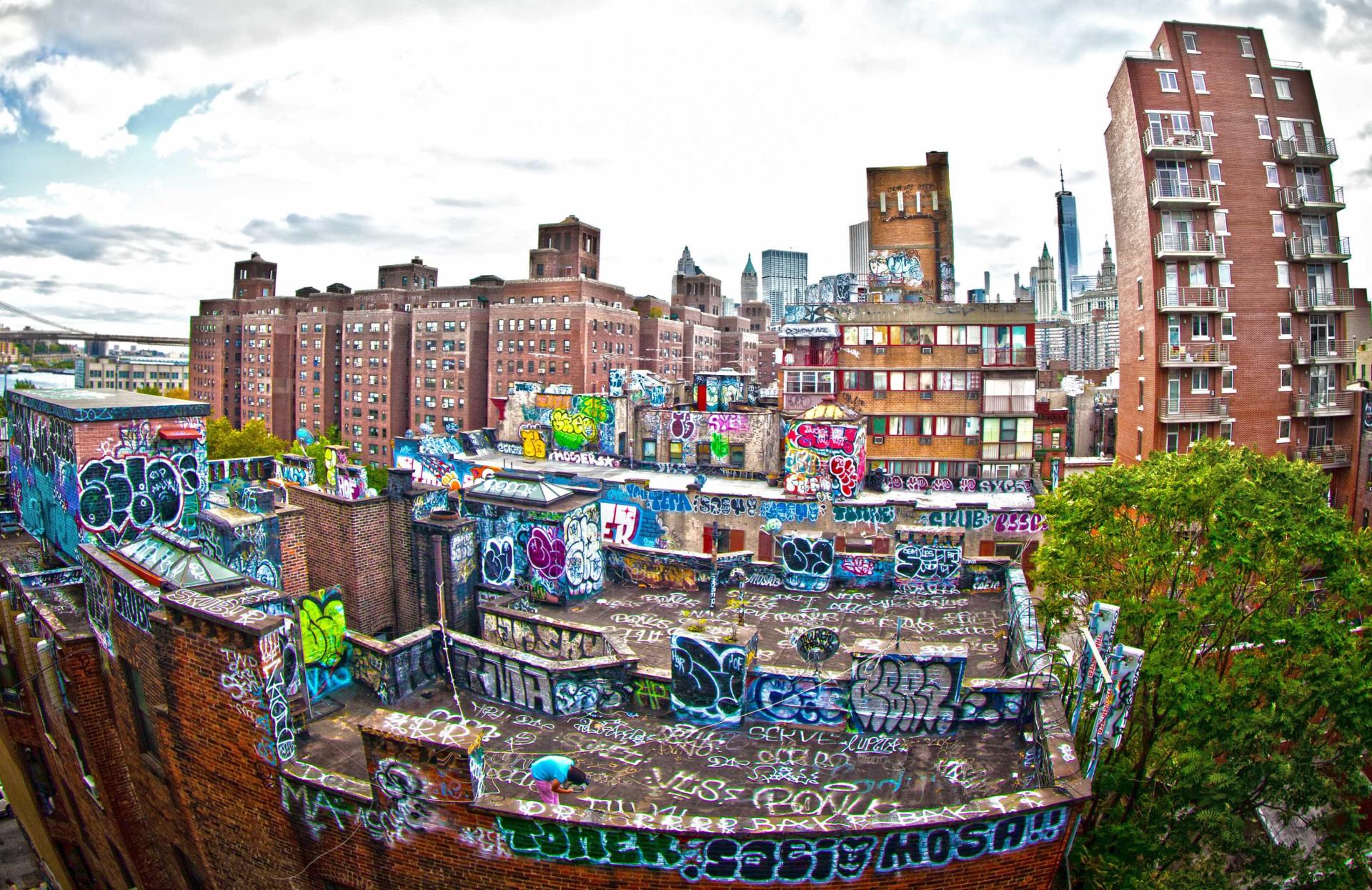 Conheça os melhores locais do mundo para apreciar arte urbana