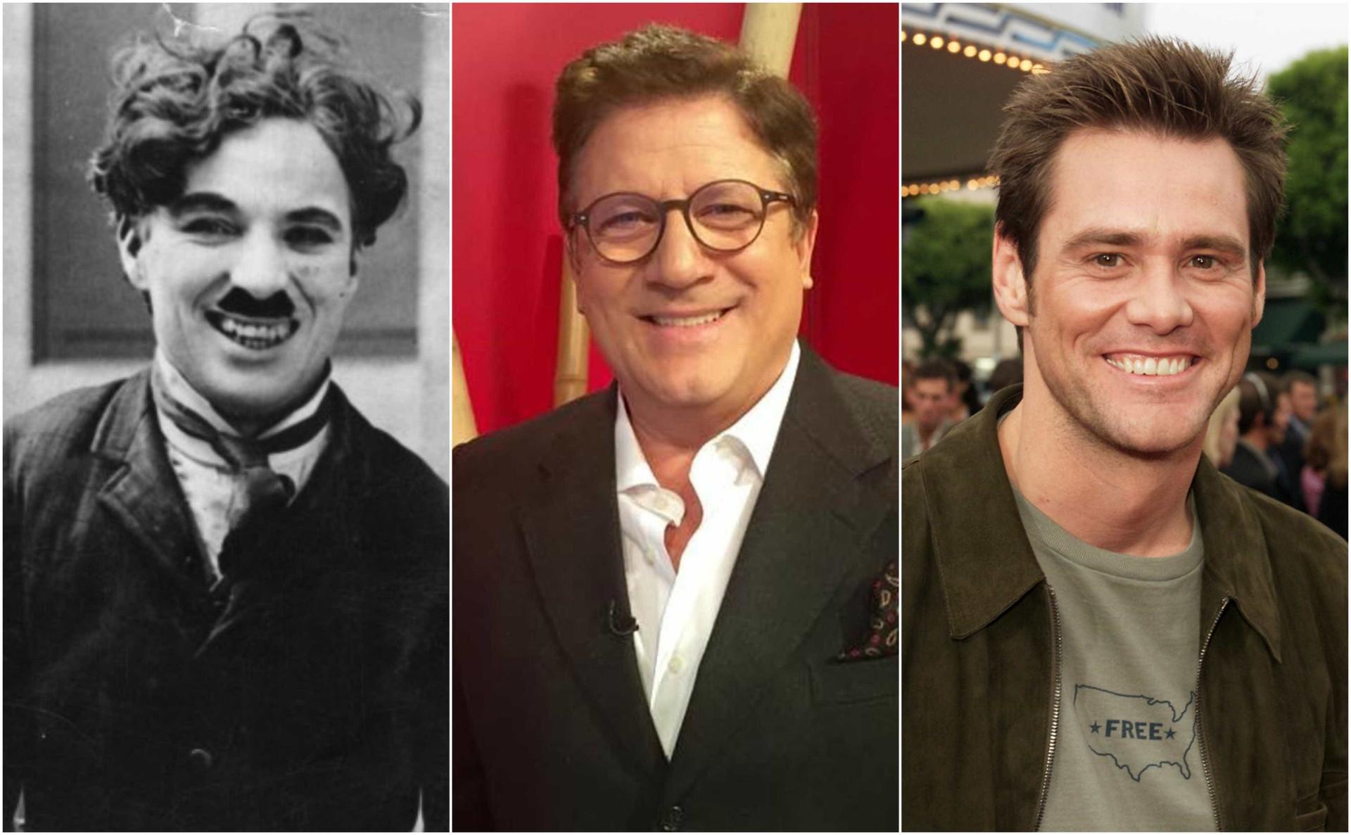 Reis do riso: Os maiores nomes da comédia!