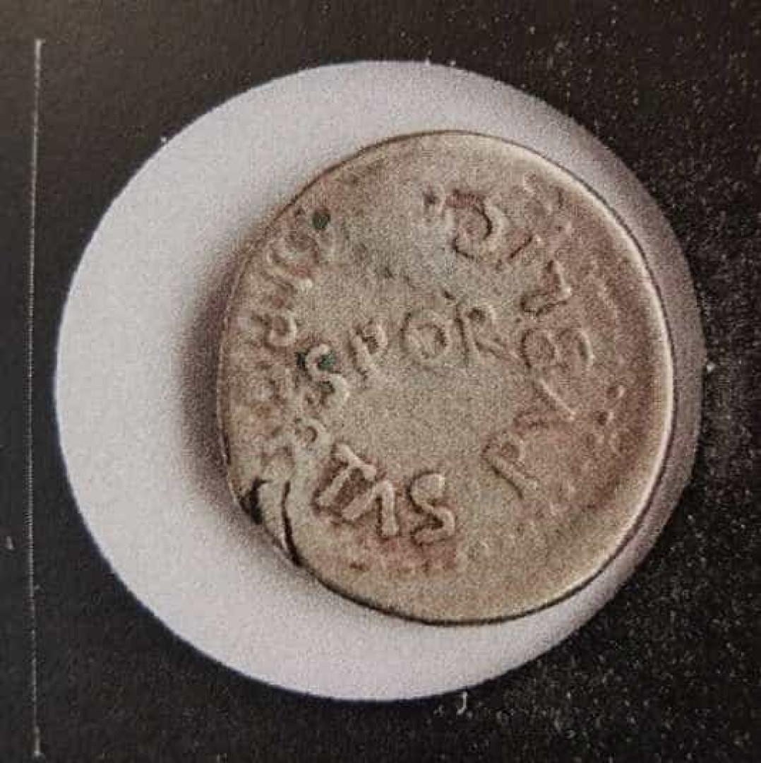 """Judiciária recupera em Espanha moeda romana """"única"""" no mundo"""