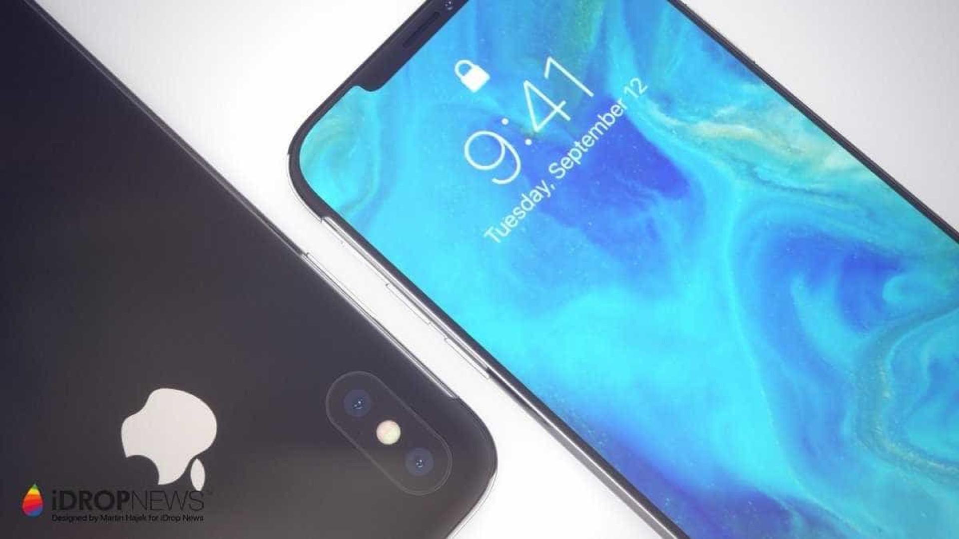 Imagens mostram o que pode ser o sucessor do iPhone X
