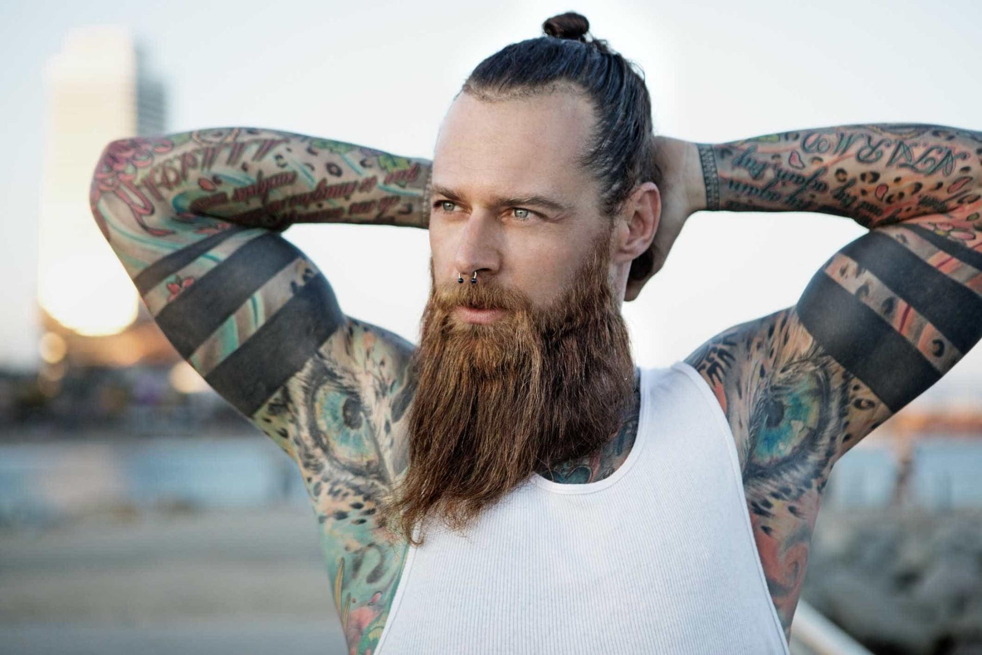 Conheça os factos mais incríveis sobre tatuagens