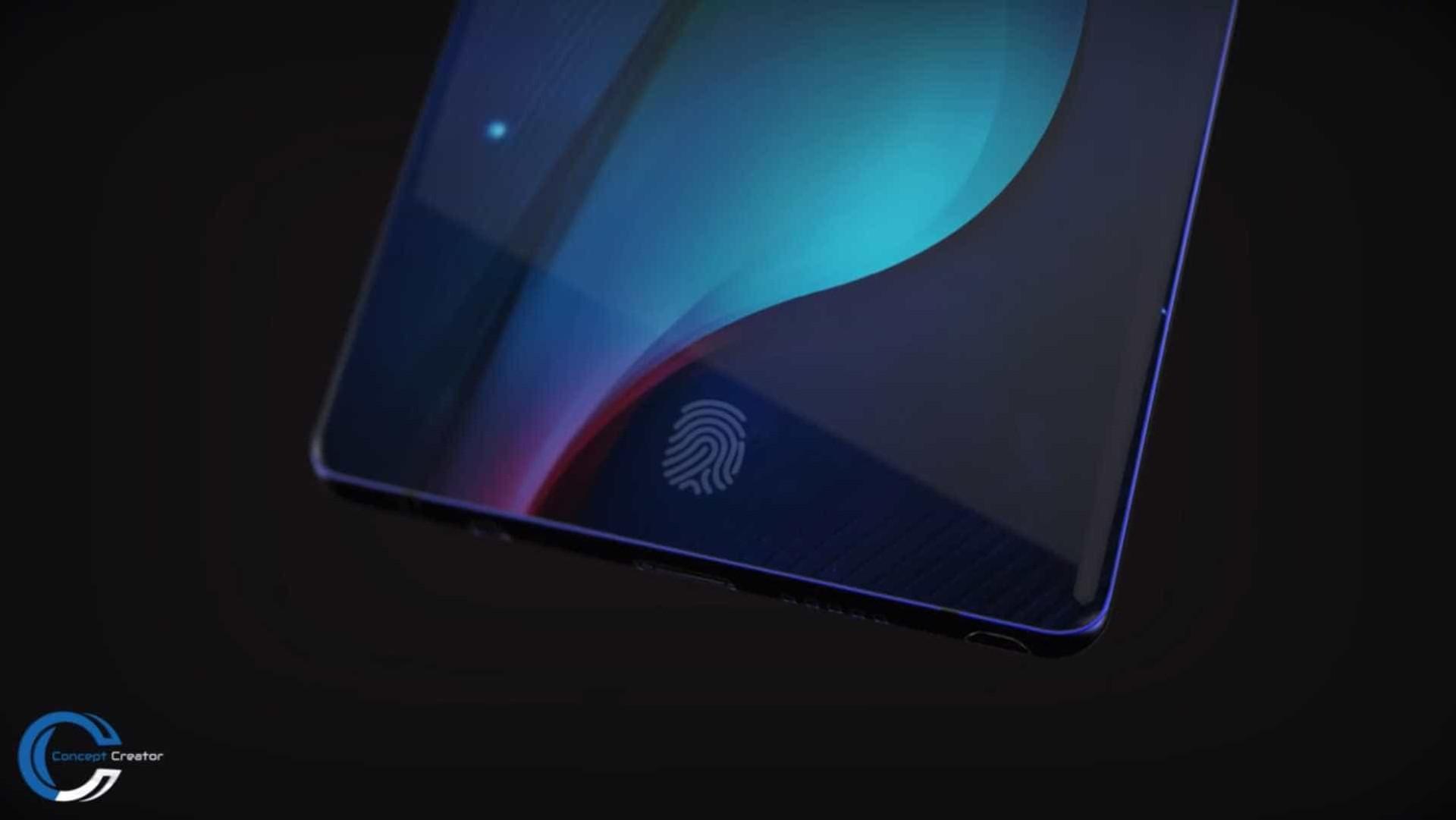 'Concept' do Galaxy Note 9 vai fazê-lo desejar que fosse real