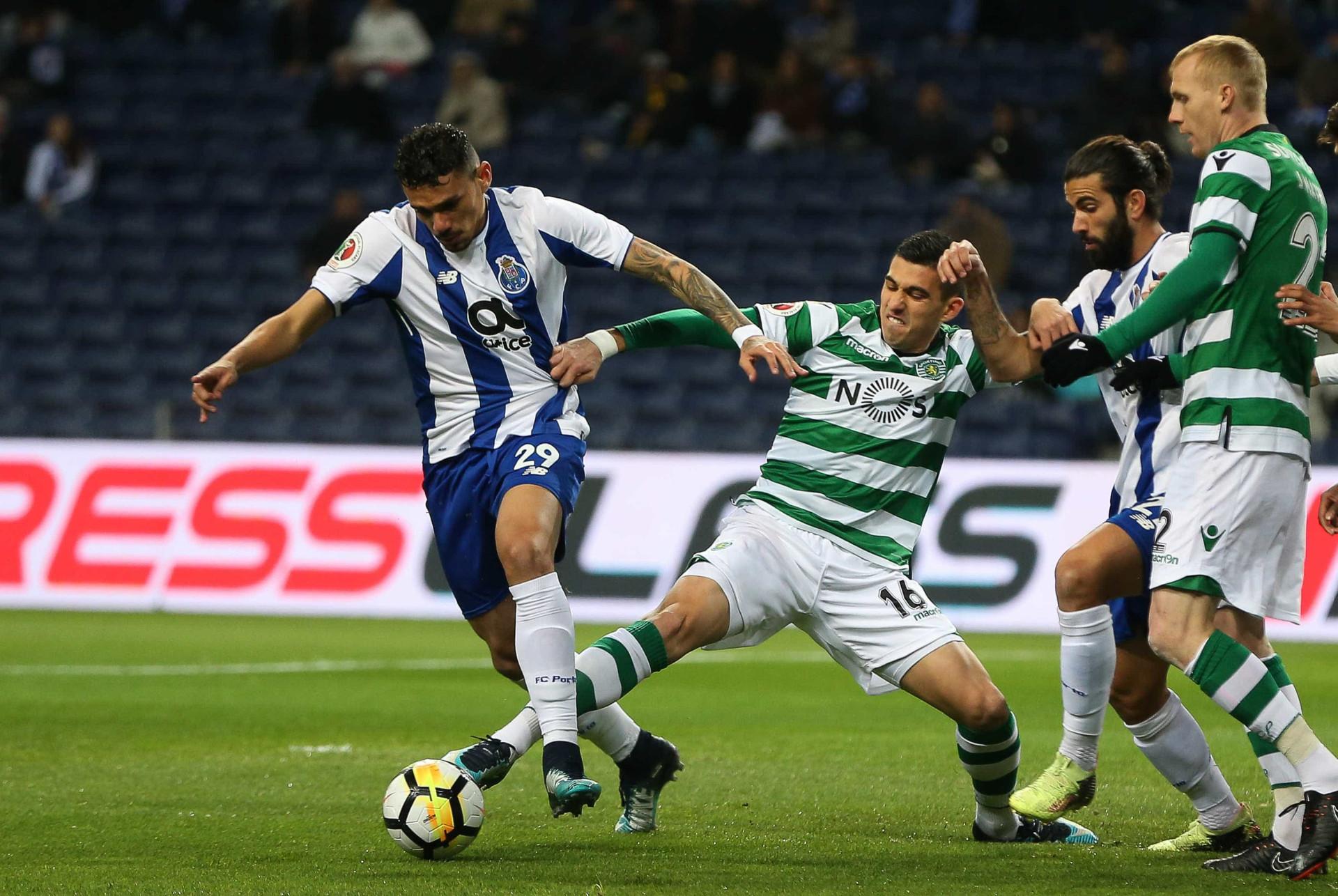FC Porto levou a melhor e são estas as imagens que vão ficar na memória