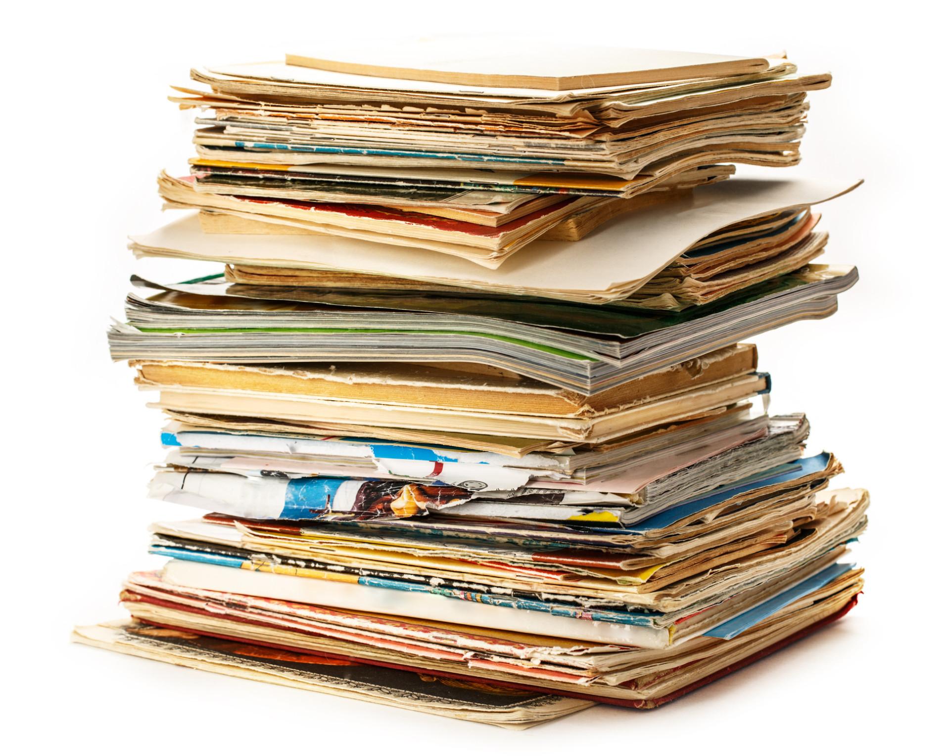 Aprenda a reduzir o consumo de plástico e de papel. O planeta agradece