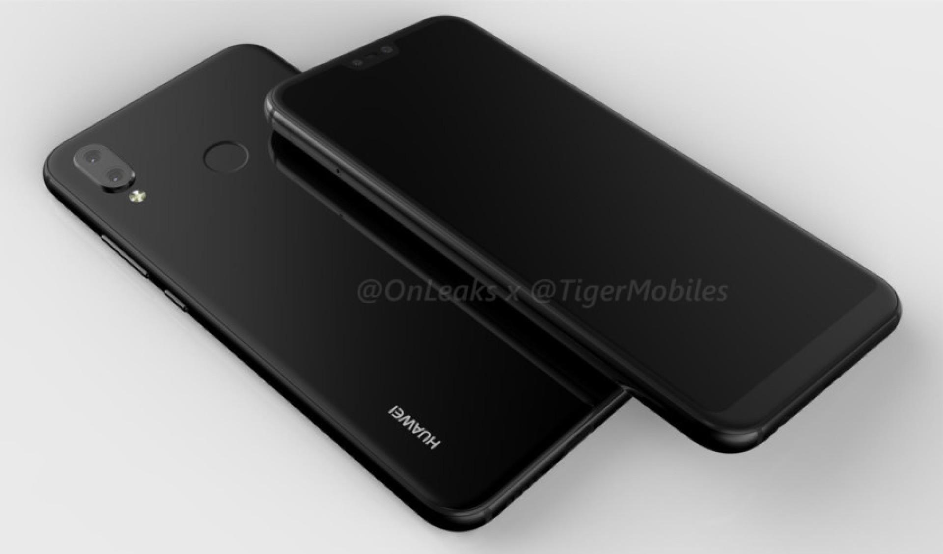 Serão estas imagens de um dos novos smartphones da Huawei?