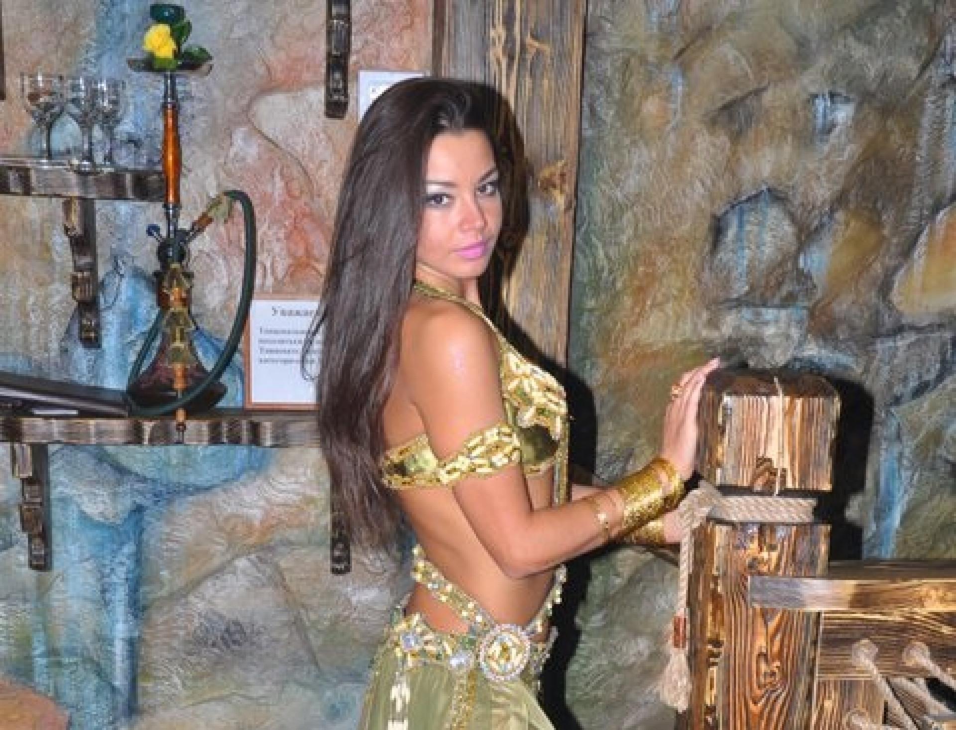 Bailarina russa detida por ser demasiado sensual