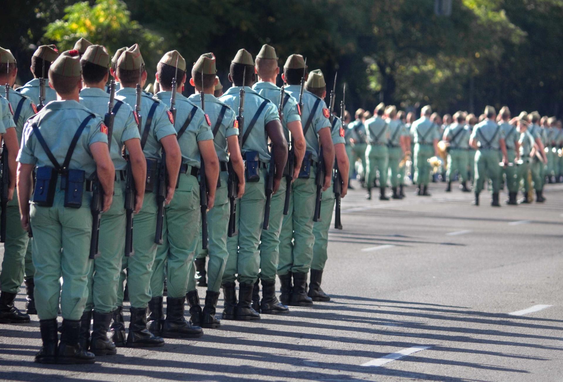 O meu é maior que o teu. Os desfiles militares mais emblemáticos do mundo