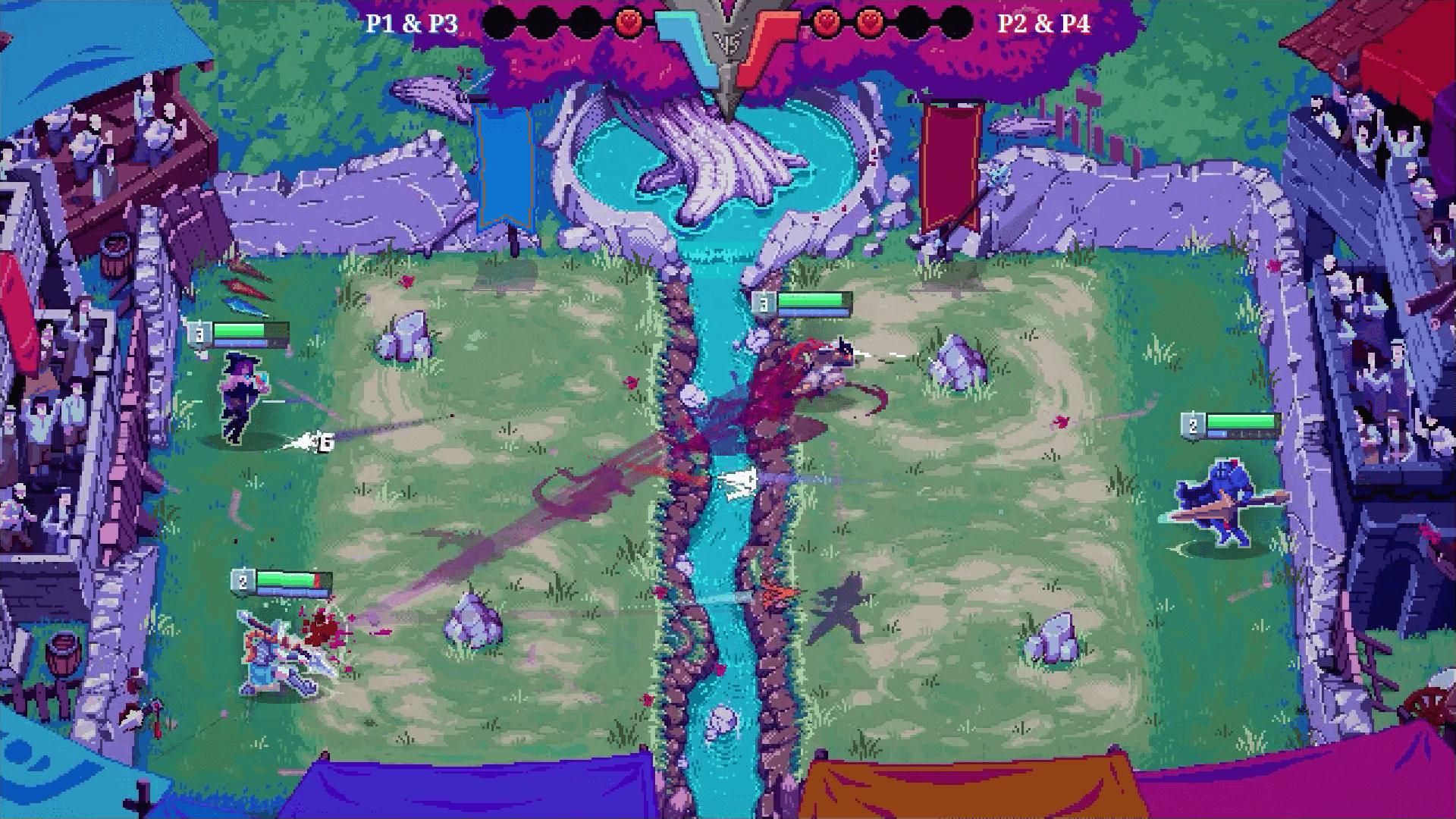Strikers Edge: O jogo do mata chegou à PlayStation (e é português)