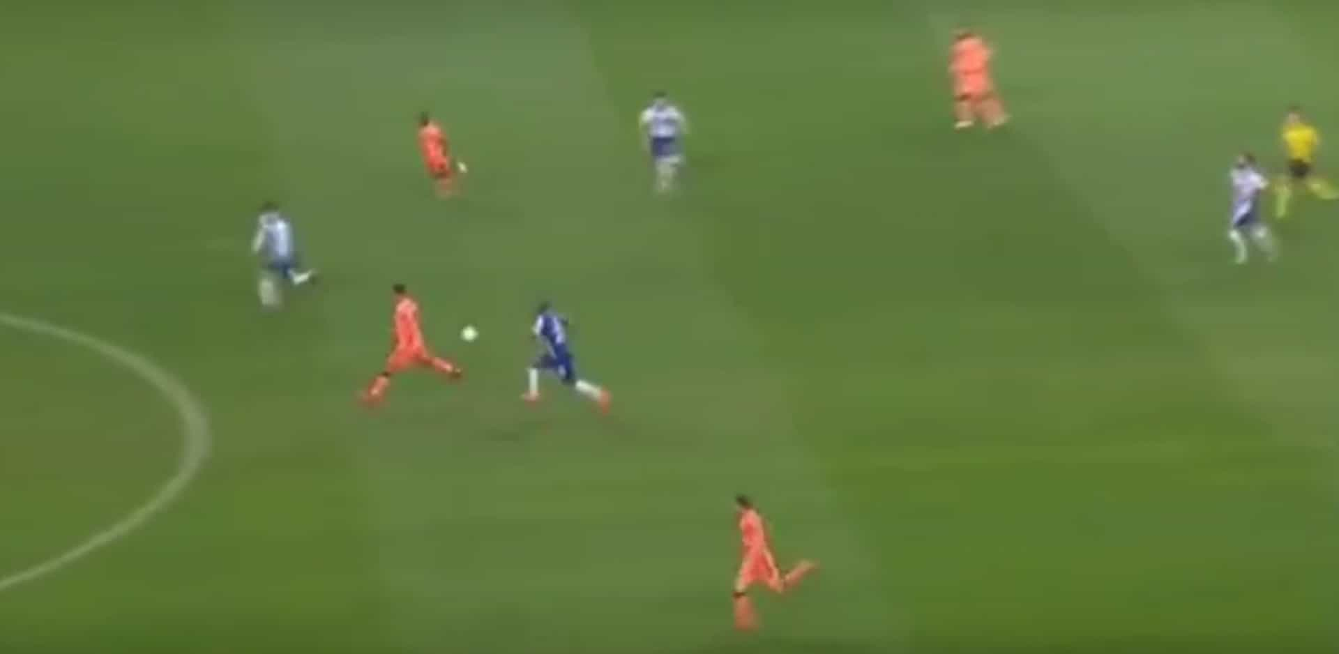 Liverpool chega ao terceiro: Continua a noite 'horribilis' para José Sá