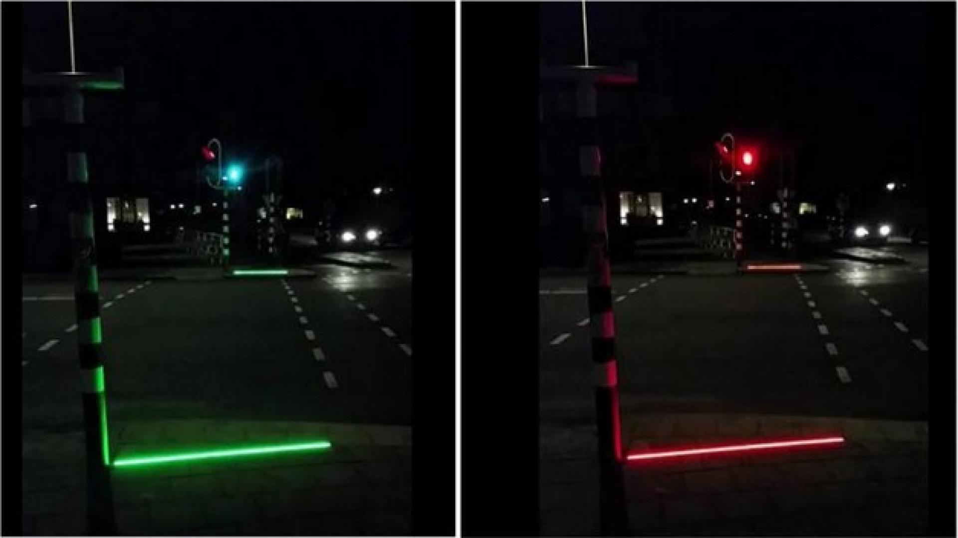 Uma cidade holandesa tem uma solução para impedir atropelamentos