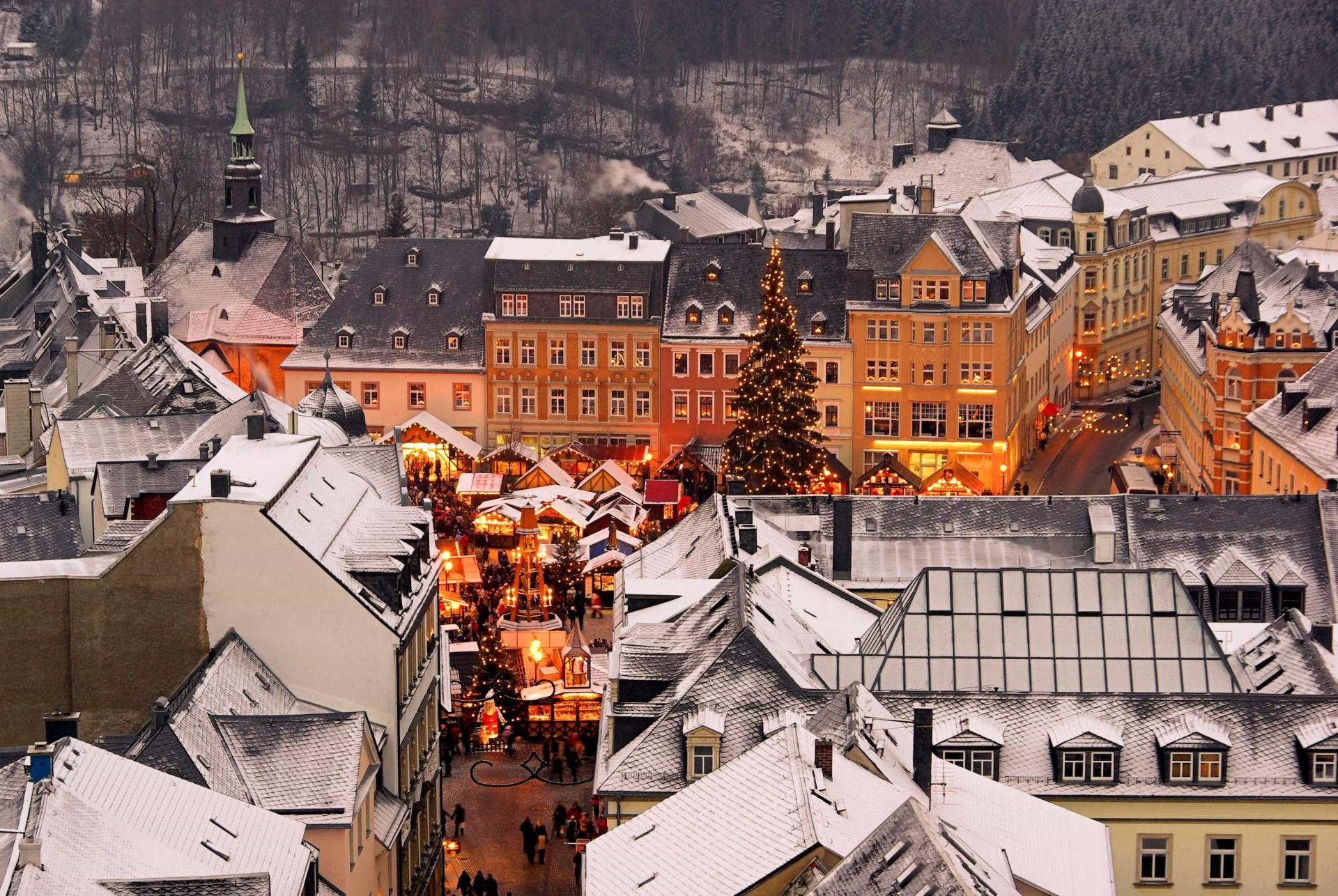 As cidades que ficam ainda mais bonitas no inverno