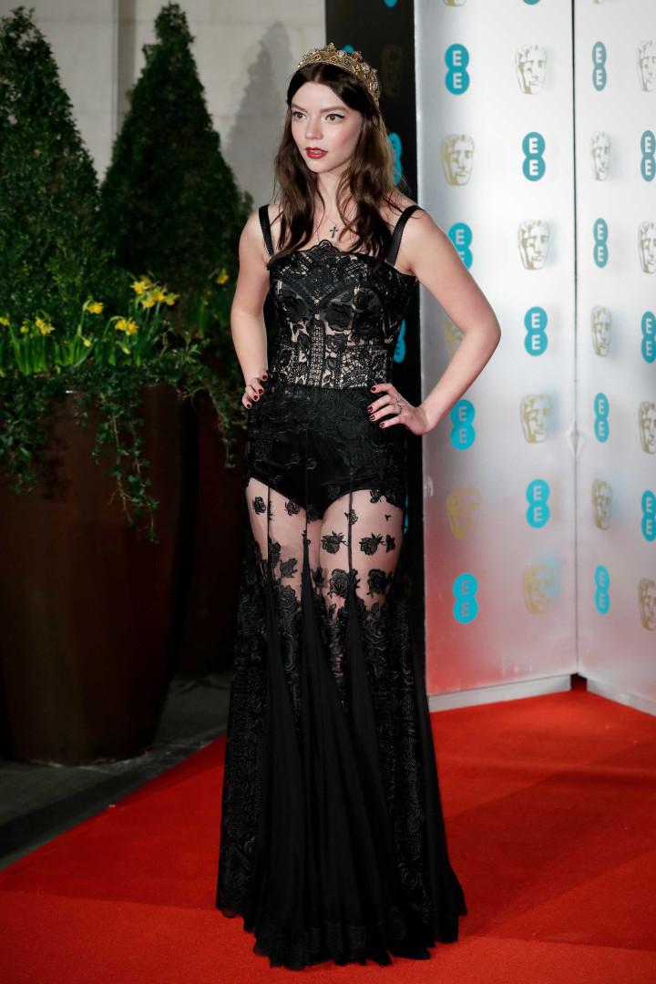 Bafta Awards: Veja as estrelas que arrasaram na passadeira vermelha