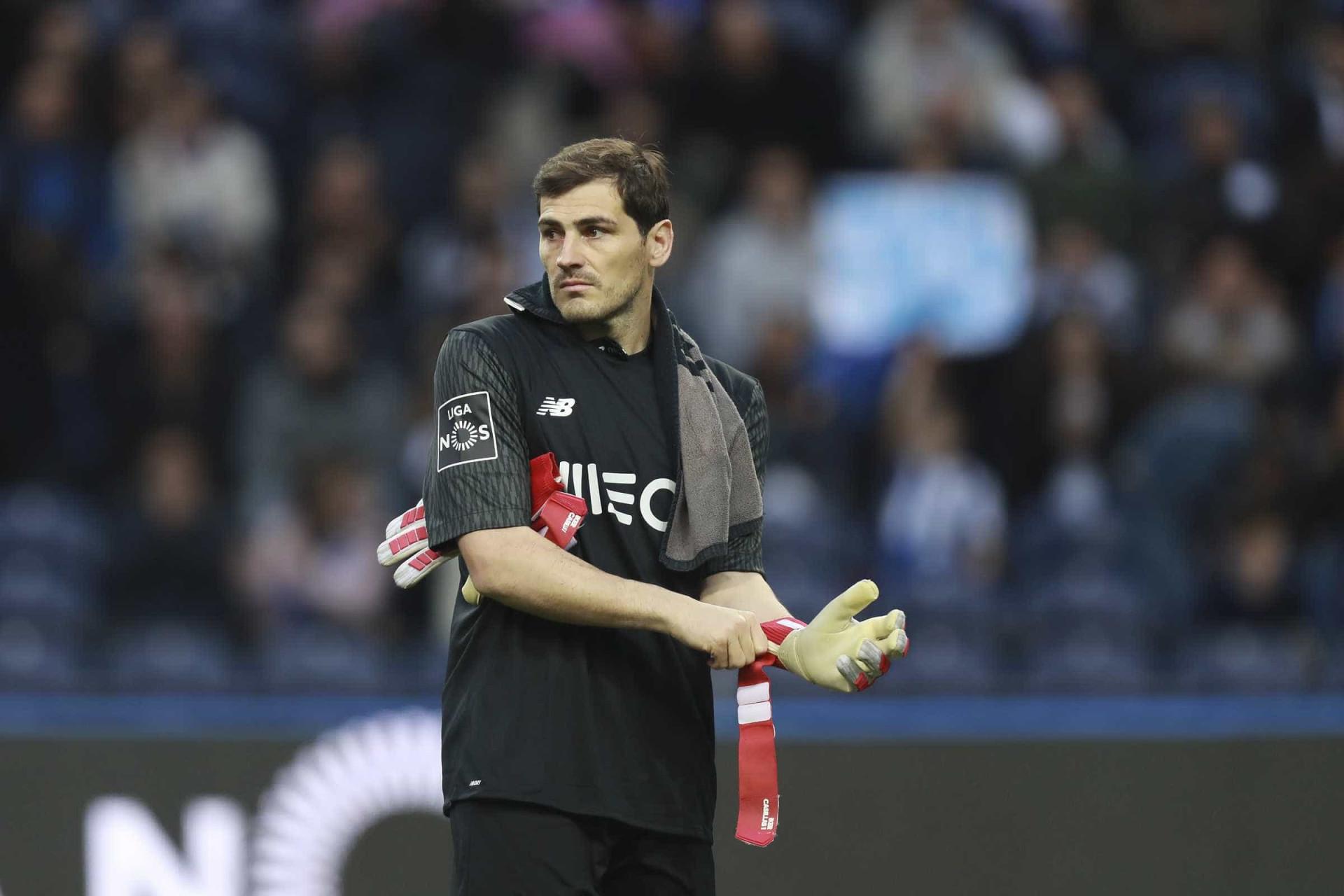 FourFourTwo: Casillas eleito o segundo melhor guarda-redes do século