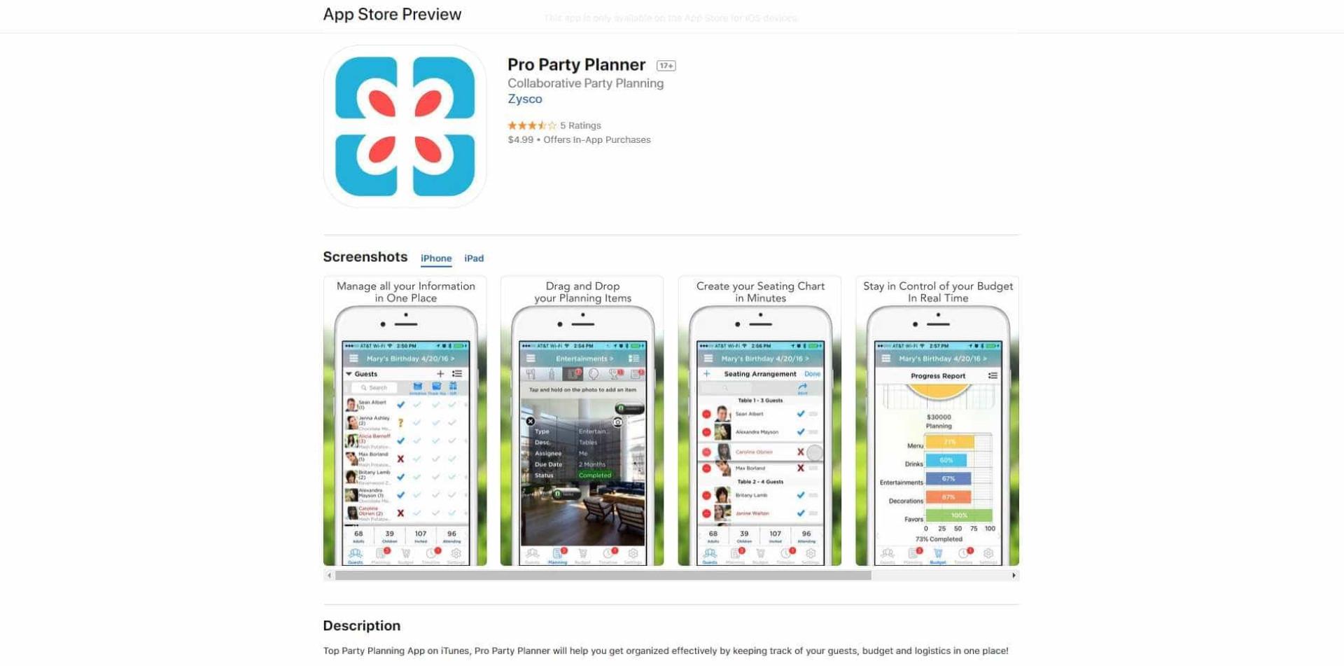 As apps que vai precisar para organizar um evento memorável