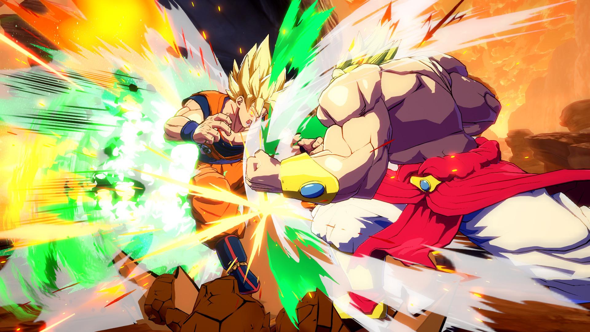 Os novos lutadores de 'Dragon Ball' estão entre os favoritos dos fãs