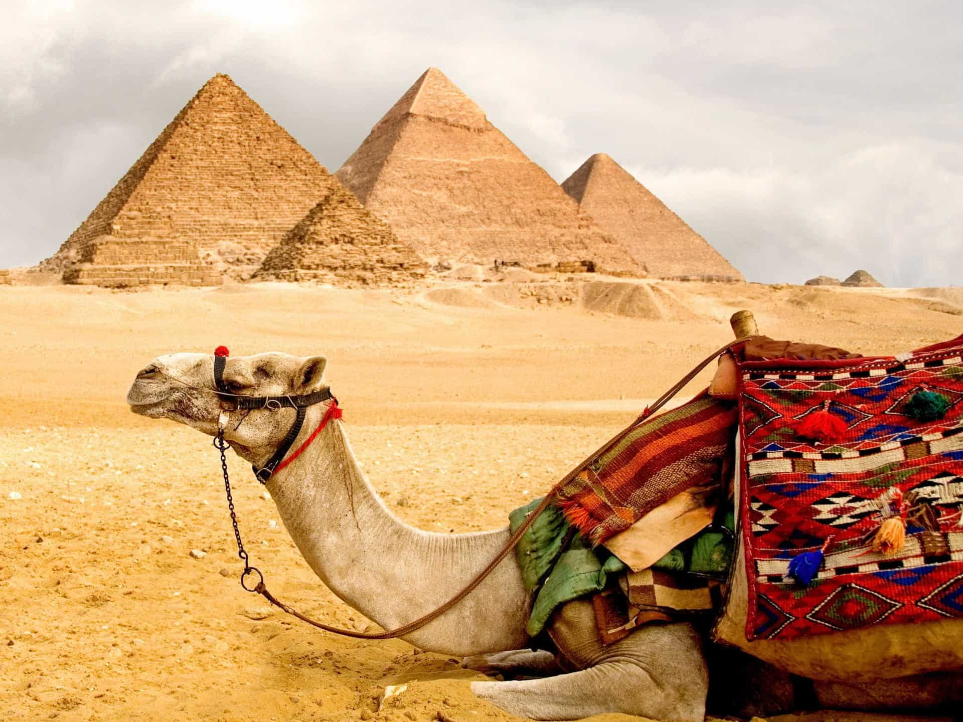 Pirâmides de Gizé: Todas as curiosidades