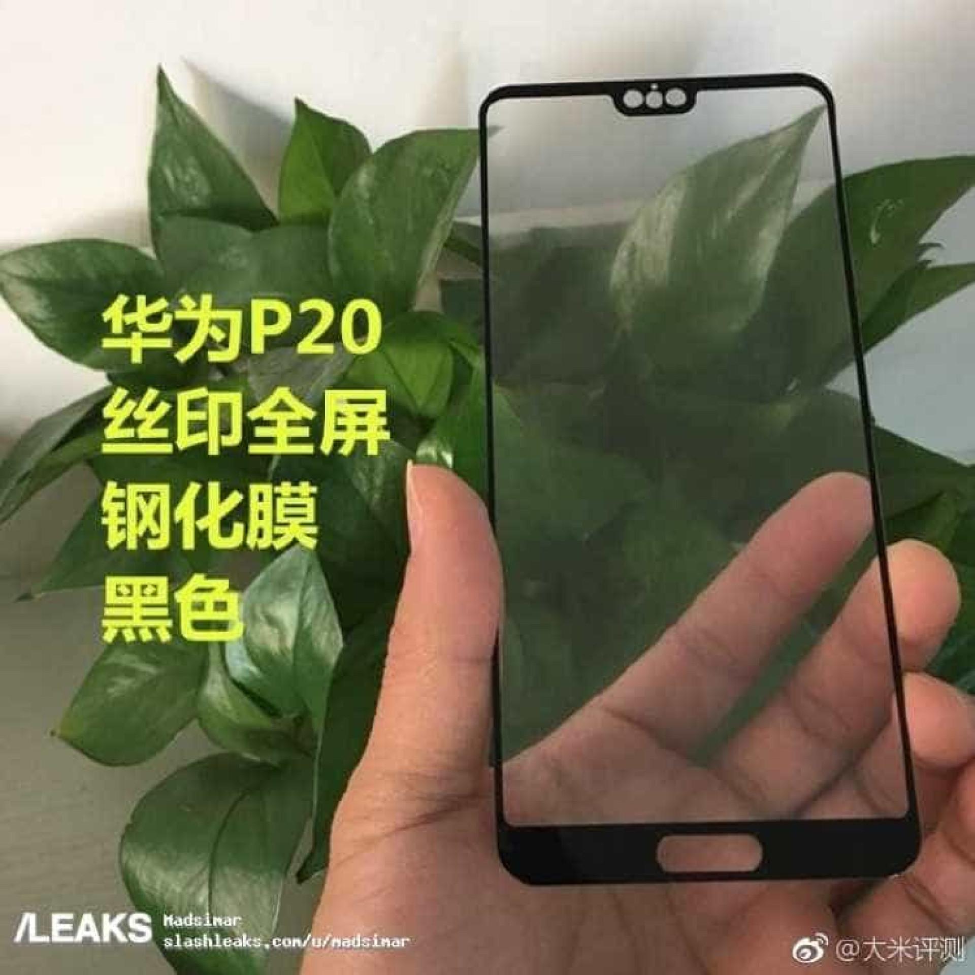 Ecrã do (tão aguardado) novo topo de gama da Huawei pode ser assim