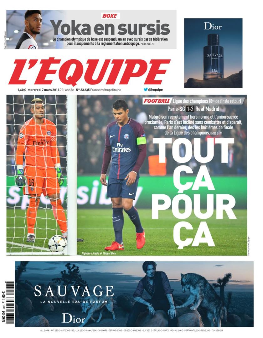 Imprensa internacional: CR7 afunda ambição parisiense