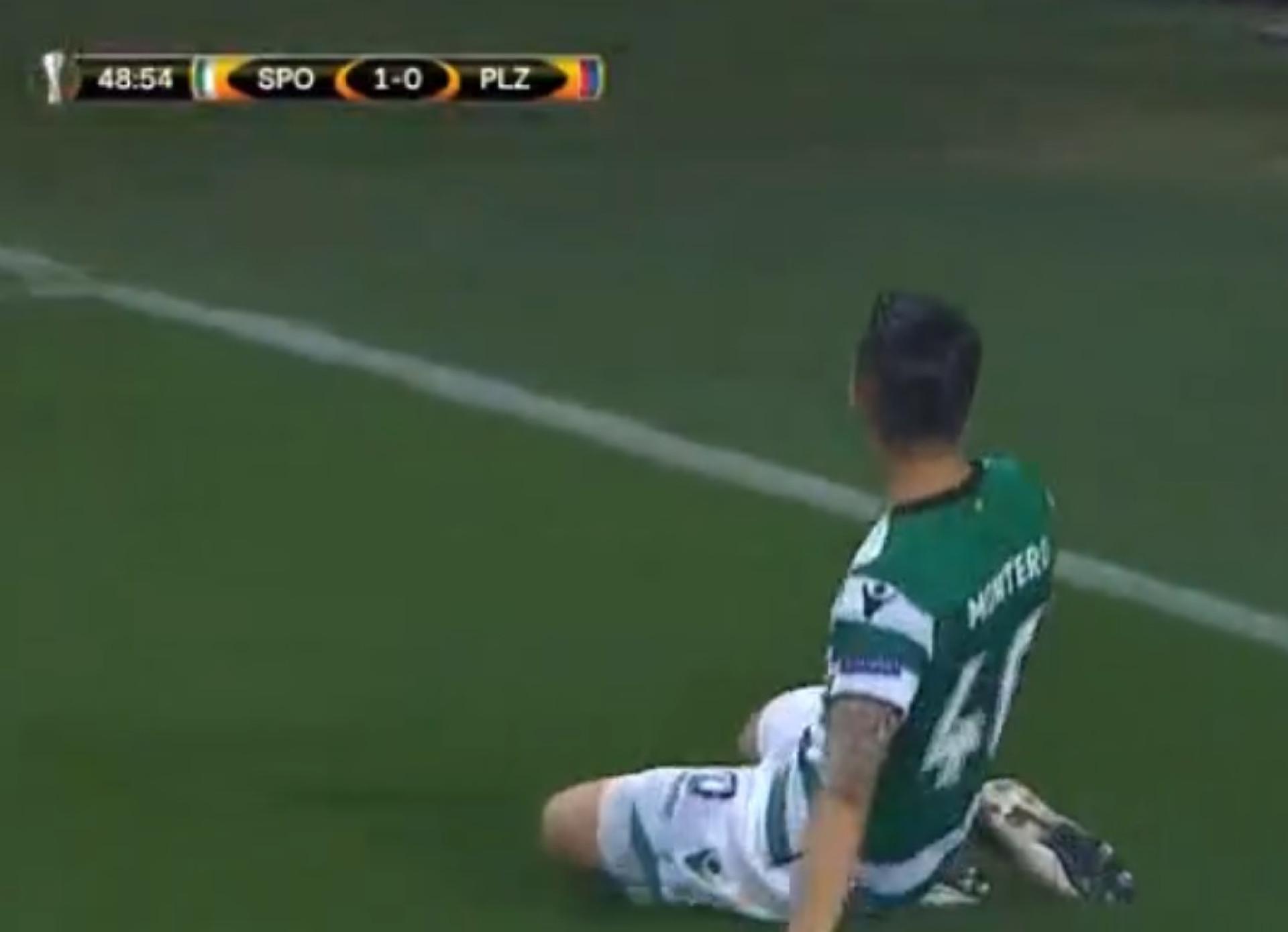 Montero endiabrado marca pela 2.ª vez ao Viktoria Plzen