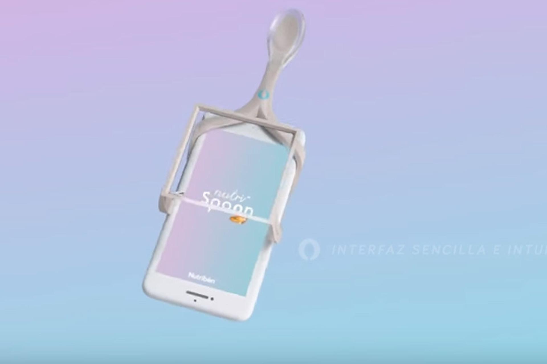 NutriSpoon, a colher tecnológica para bebés que está a criar polémica