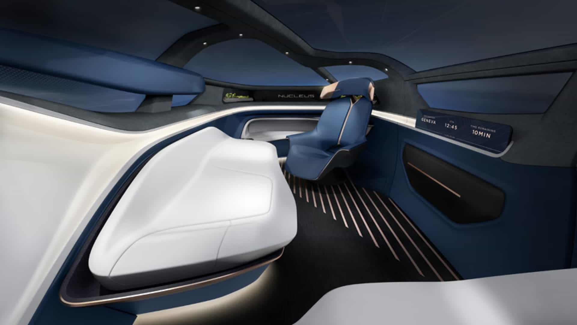Veja os 'concept cars' mais futuristas (e loucos) do Salão de Genebra