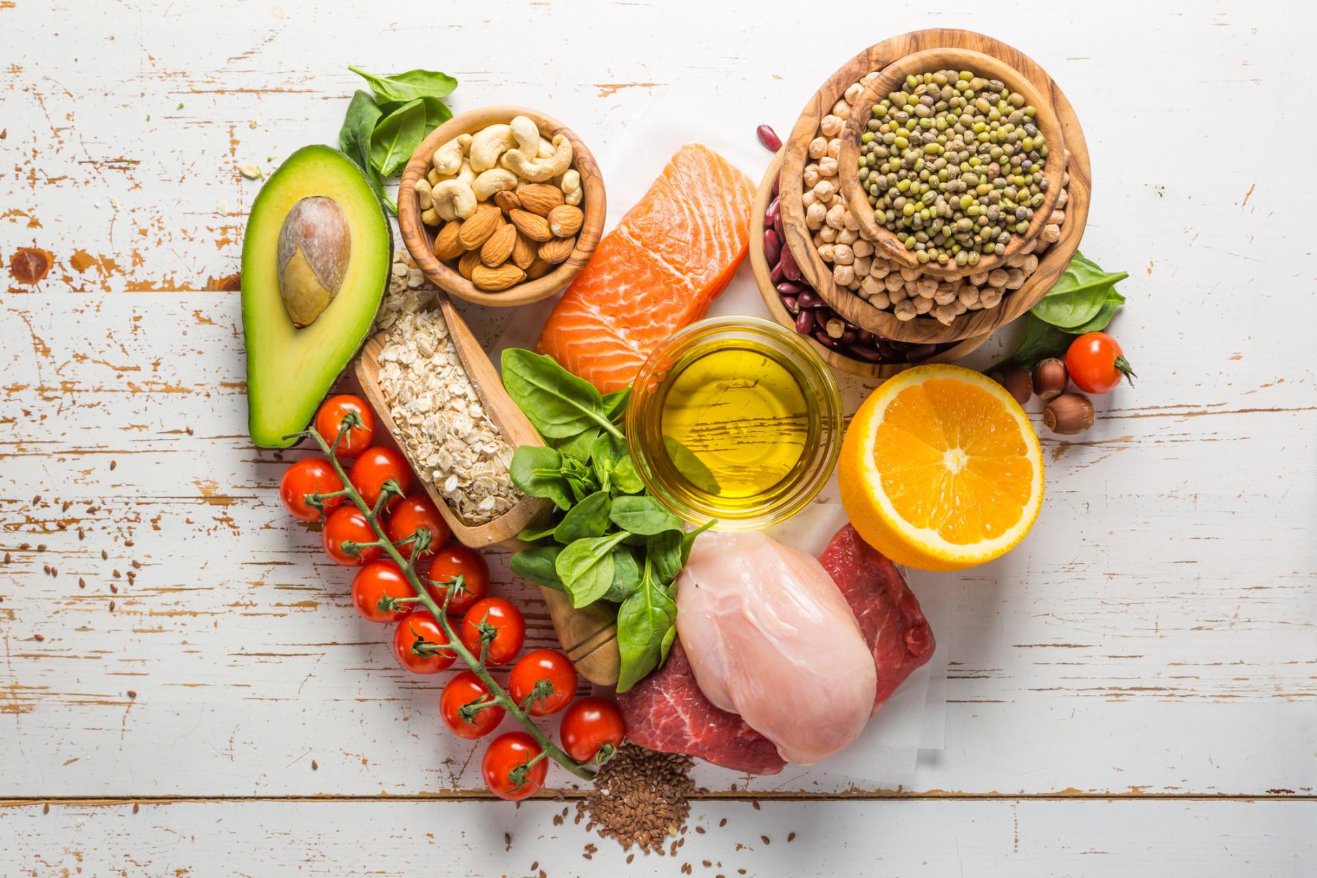 Os alimentos indispensáveis para quem pratica desporto