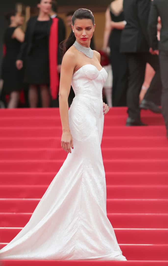 Adriana Lima: O estilo do eterno 'anjo'