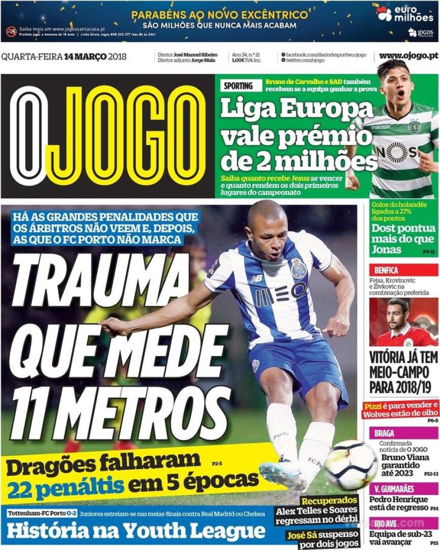 United 'reserva' Talisca, Jardel fala sobre Dost e o trauma do FC Porto