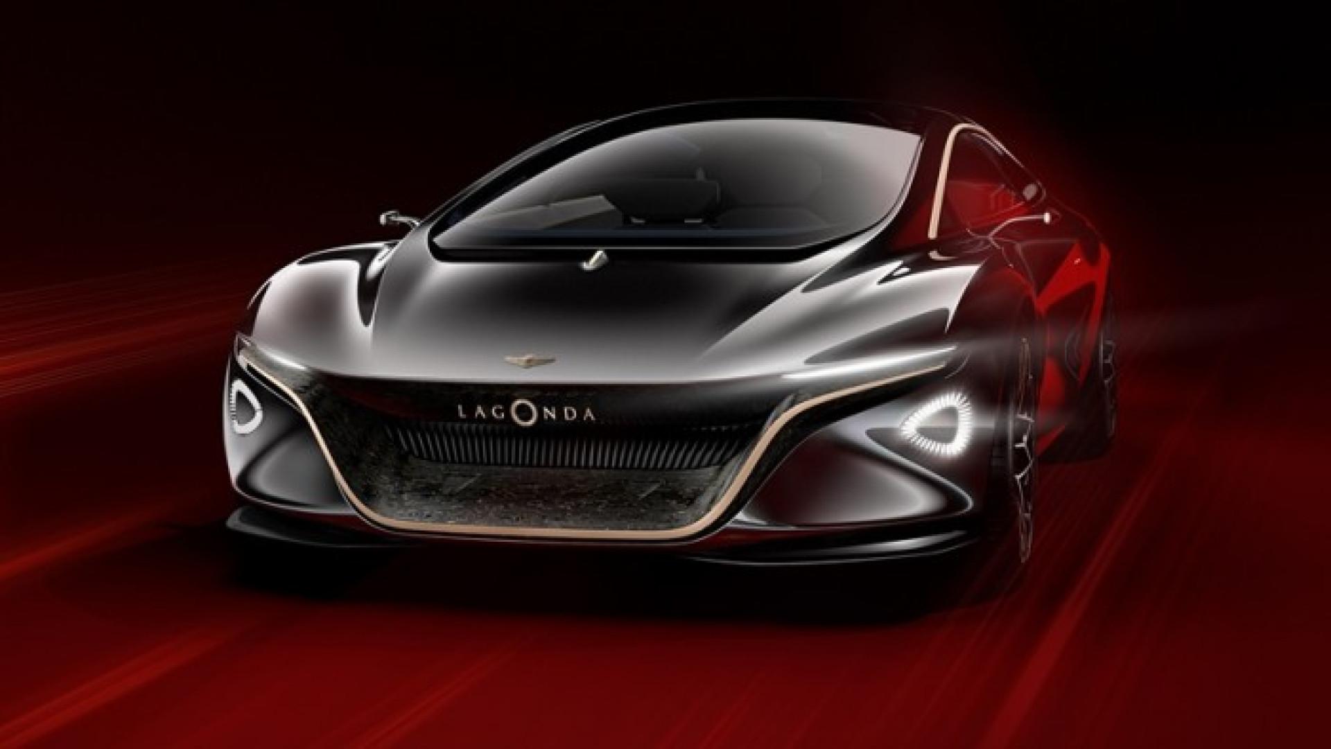 Lagonda será o novo modelo luxuoso da Aston Martin