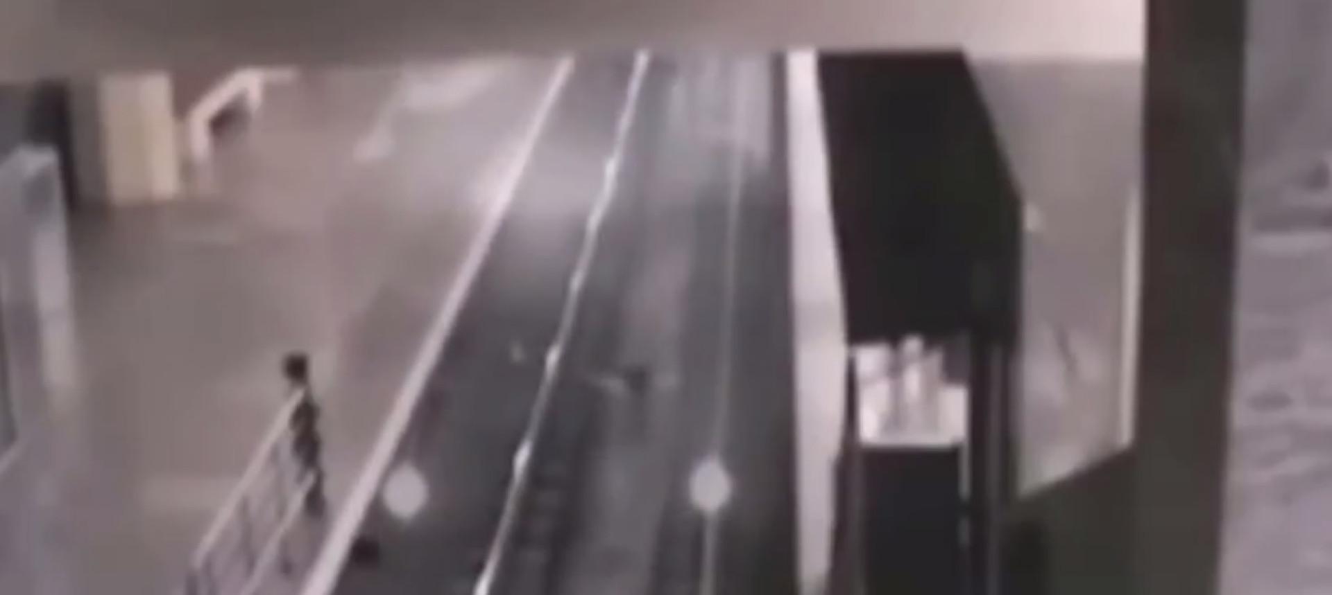 O mistério do comboio 'fantasma' na China