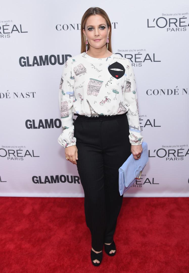 Drew Barrymore fala de dieta com a qual perdeu quase 10 quilos