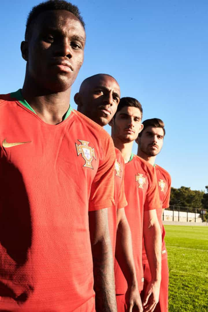 Oficial: Aí estão os novos equipamentos da Seleção para o Mundial
