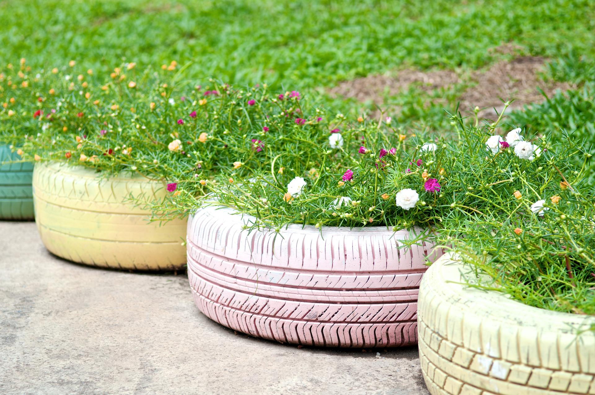 Decore a  casa com estes materiais reciclados