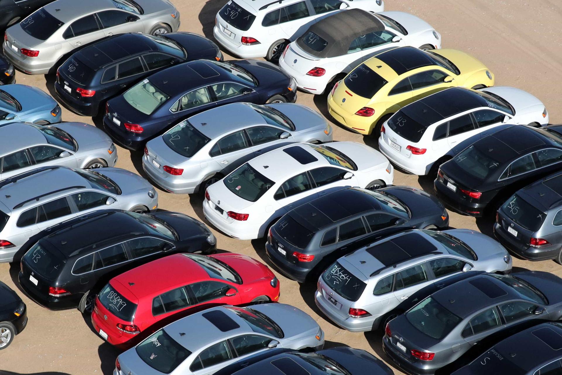 Recorda-se do escândalo da Volkswagen? Veja o que é feito dos carros