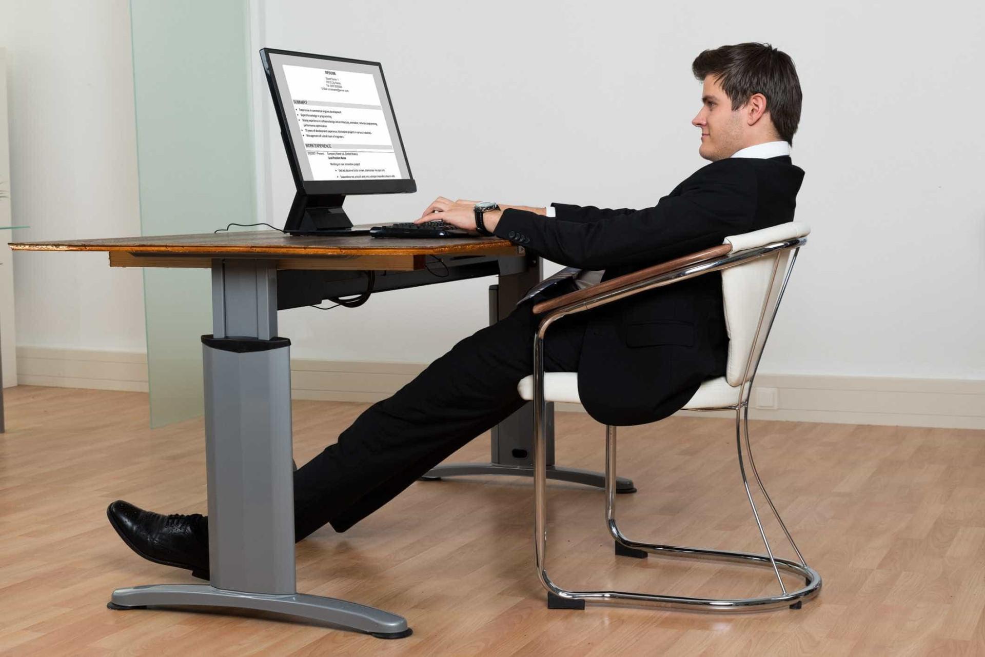 O que nunca deve fazer no seu local de trabalho