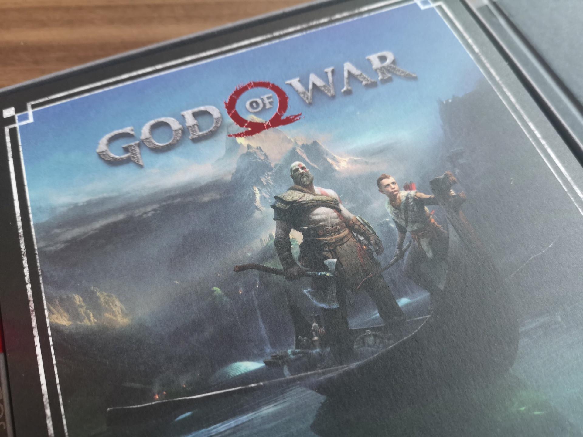 'God of War' está a chegar e tivemos direito a uma 'surpresa'