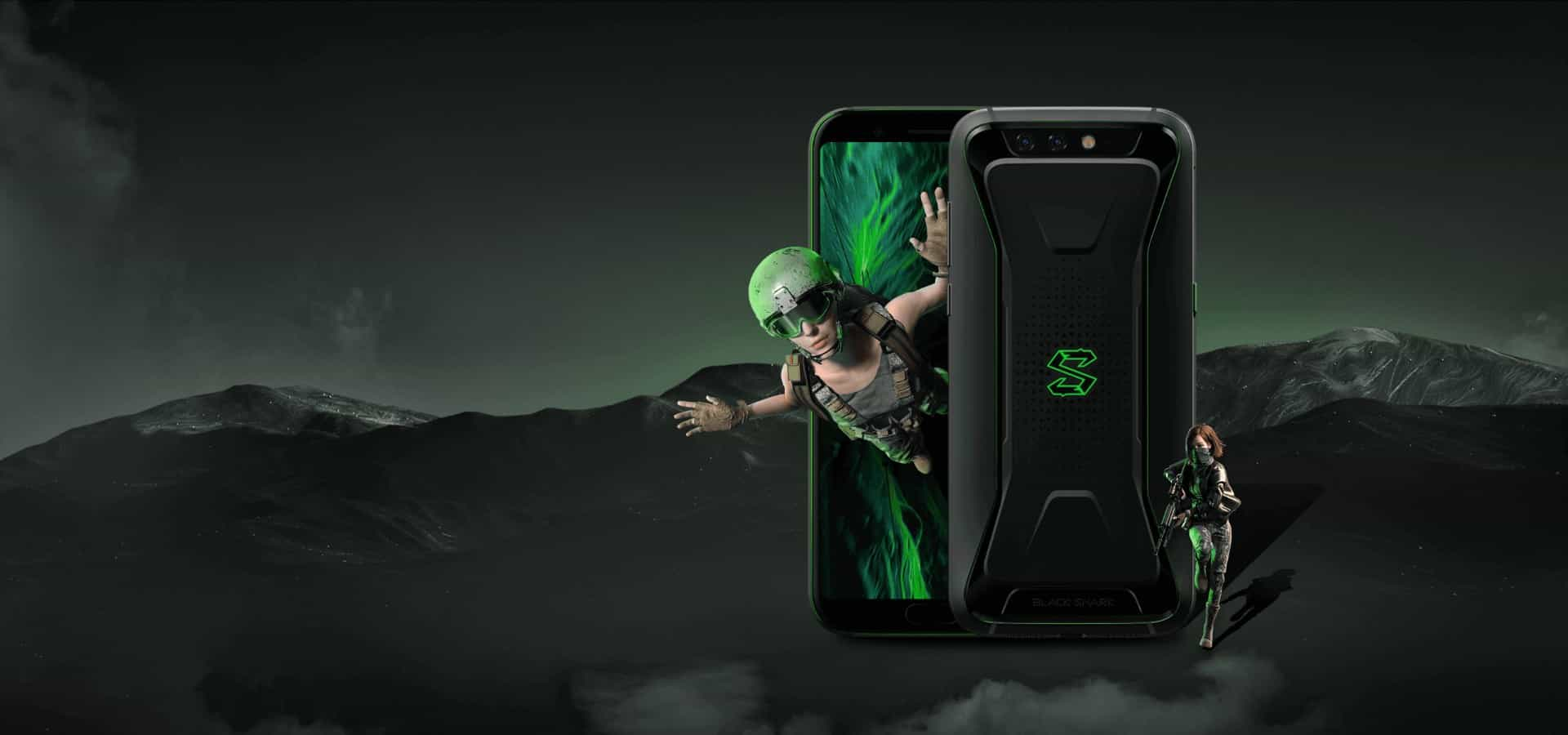 Blackshark, o novo smartphone da Xiaomi focado no 'gaming'
