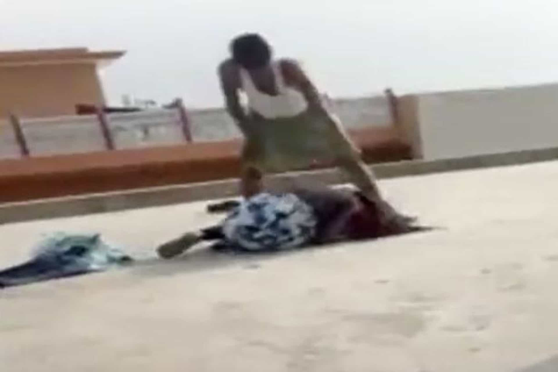 Menina de 12 anos salta de telhado para fugir a agressões do pai