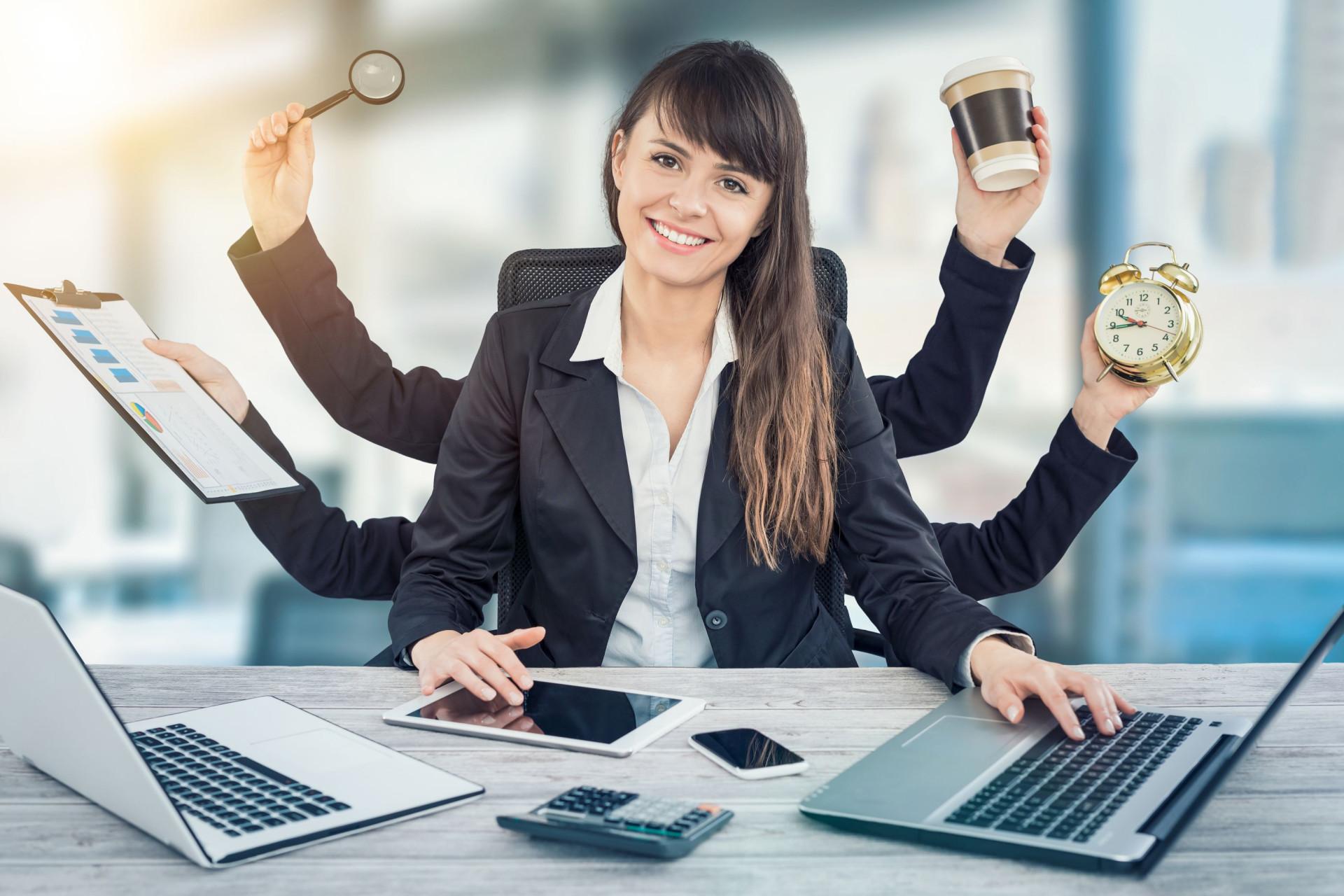 Seja profissional no trabalho. Há simples dicas a seguir