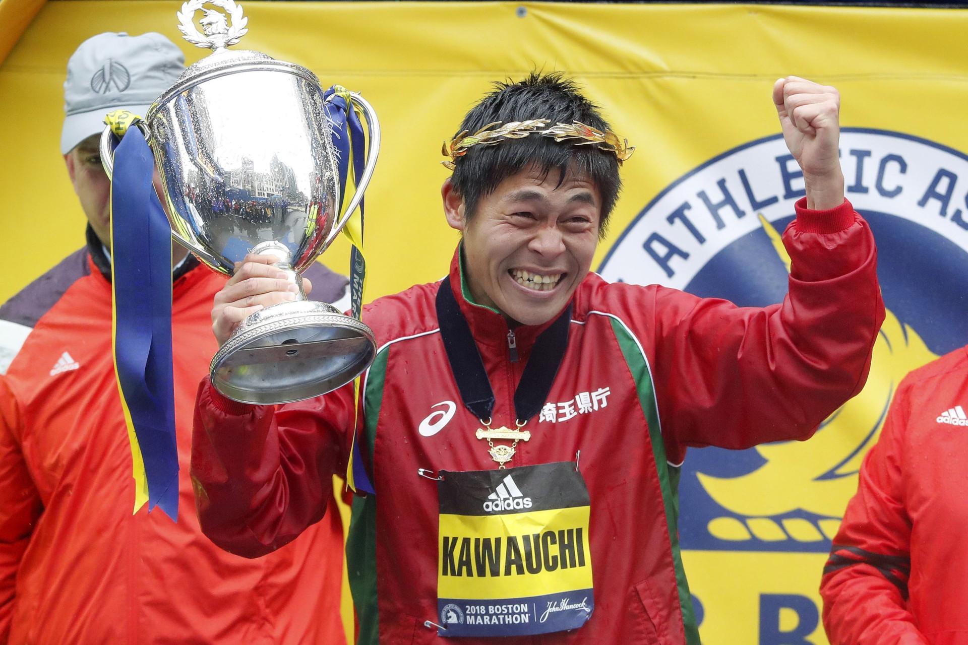 Venceu Maratona de Boston e teve de pedir férias para receber prémios