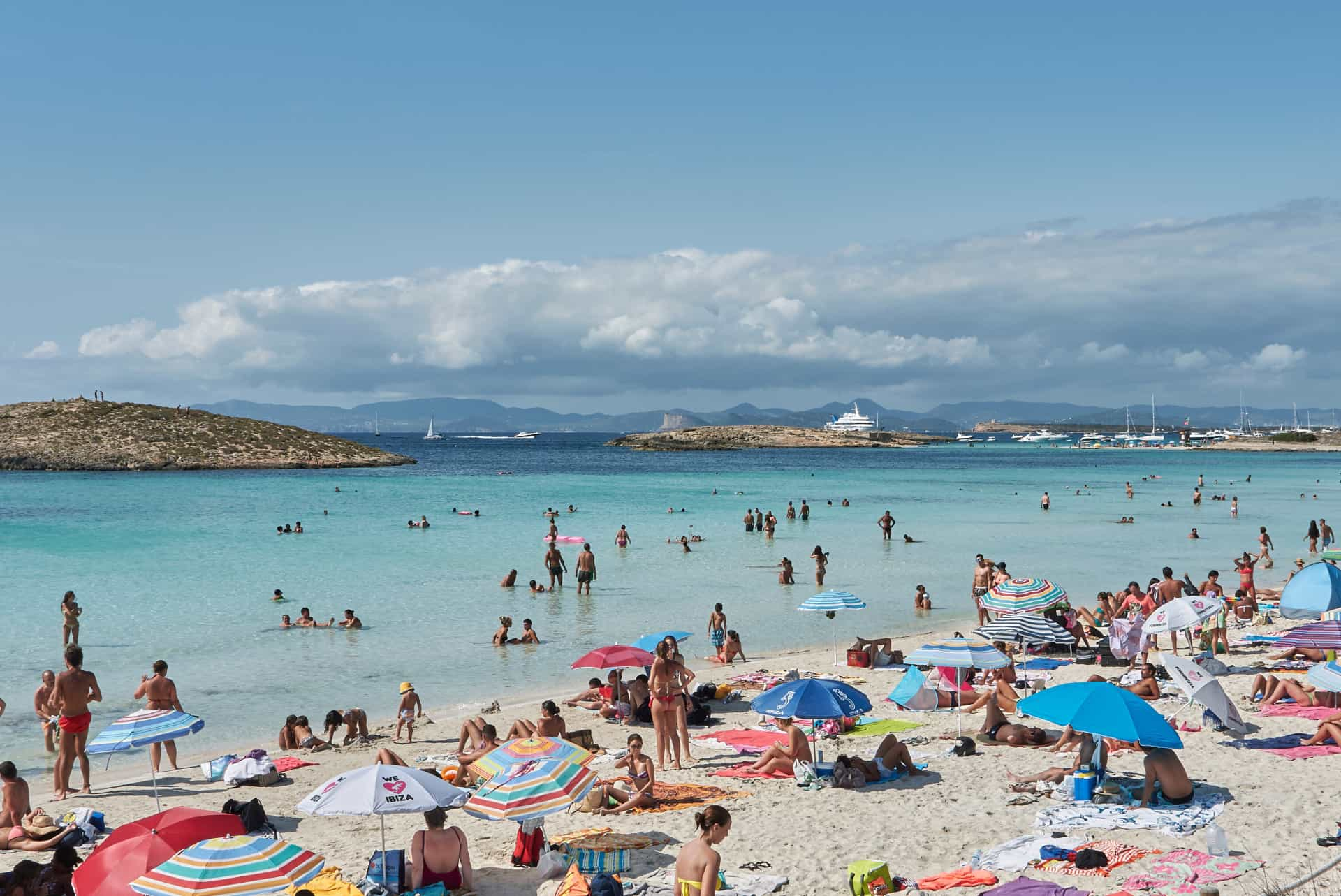 Eis as 60 praias europeias mais populares no Instagram