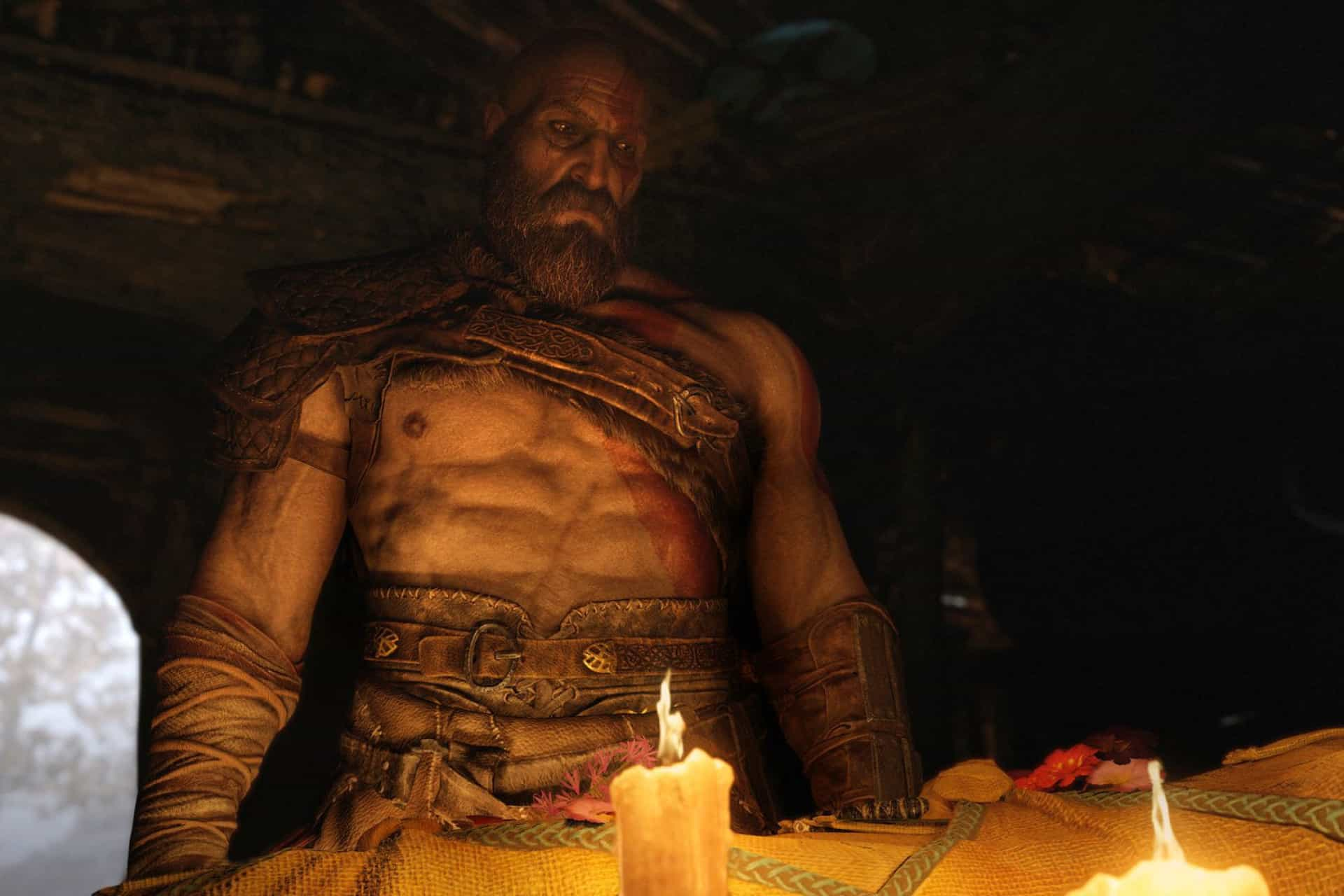 God of War: O regresso retumbante de Kratos