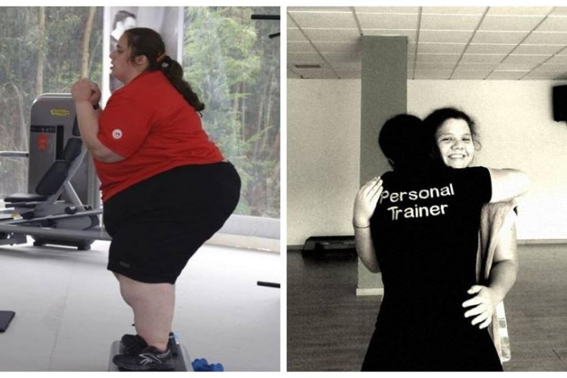 Sete anos após o 'Peso Pesado', Susana Henriques está irreconhecível