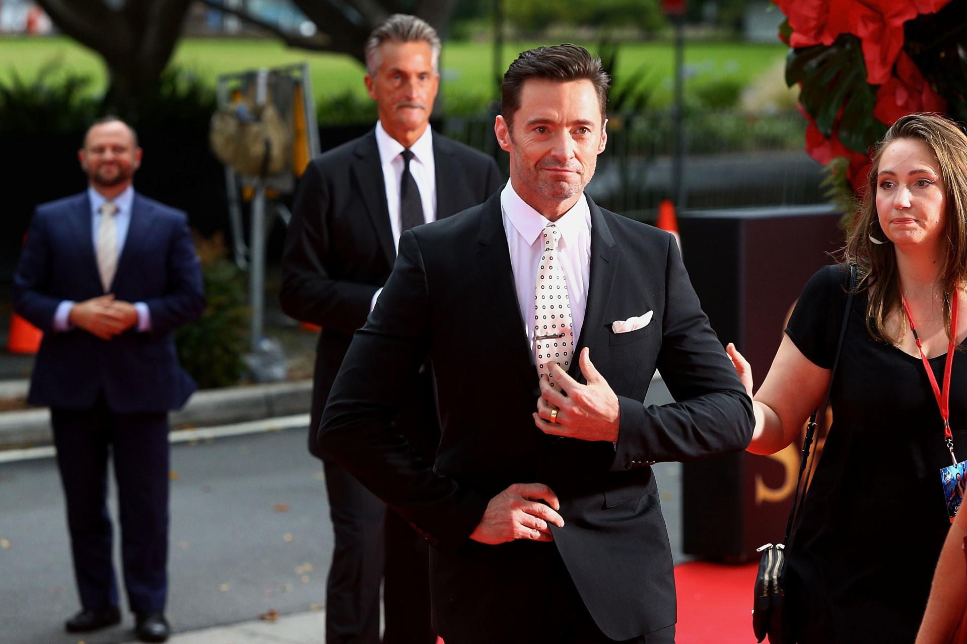 Será Hugh Jackman a personalidade mais bondosa de Hollywood?