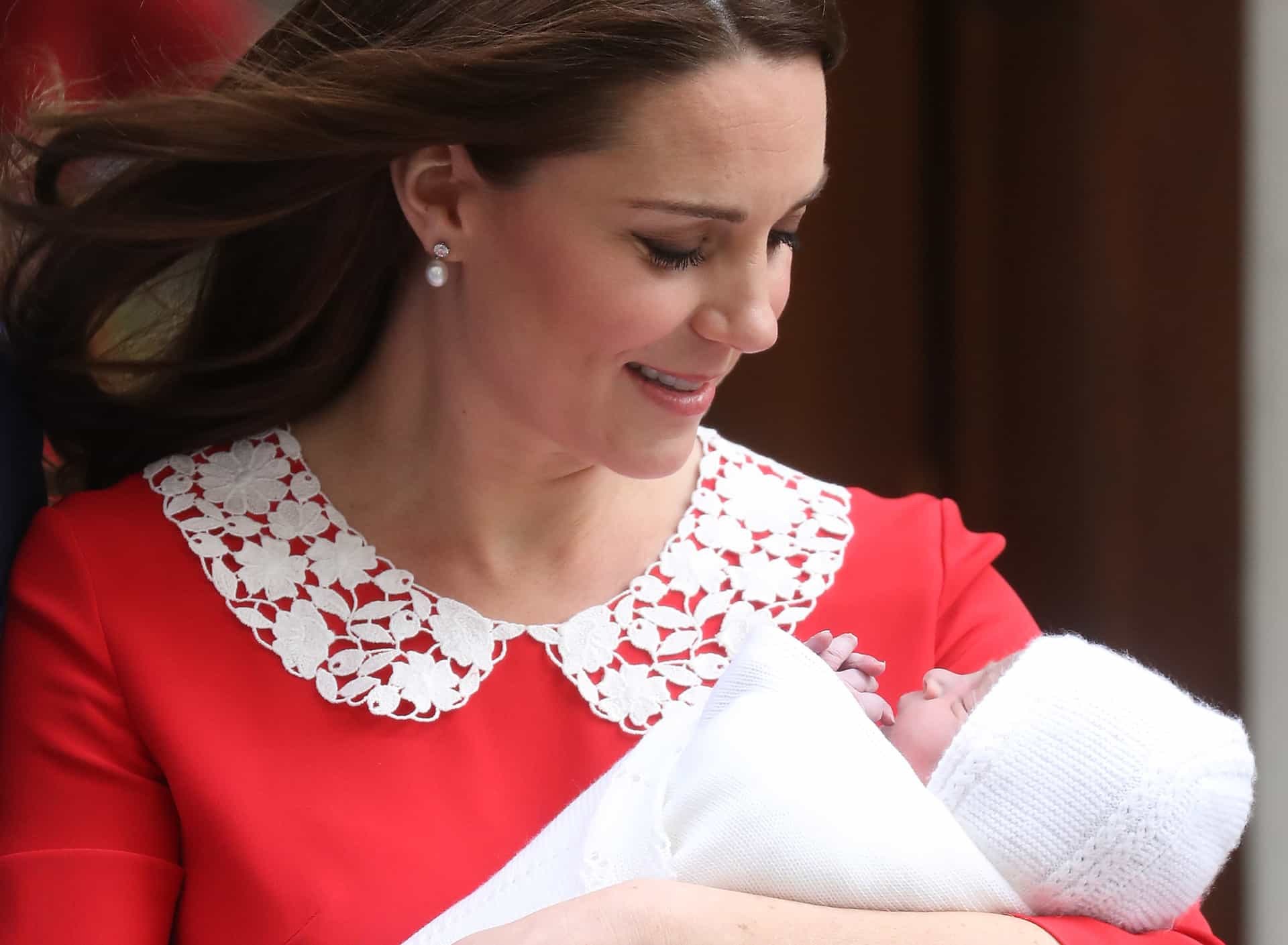 William e Kate: As primeiras imagens do bebé real