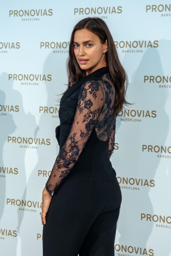 Irina Shayk revela como será o seu vestido de noiva